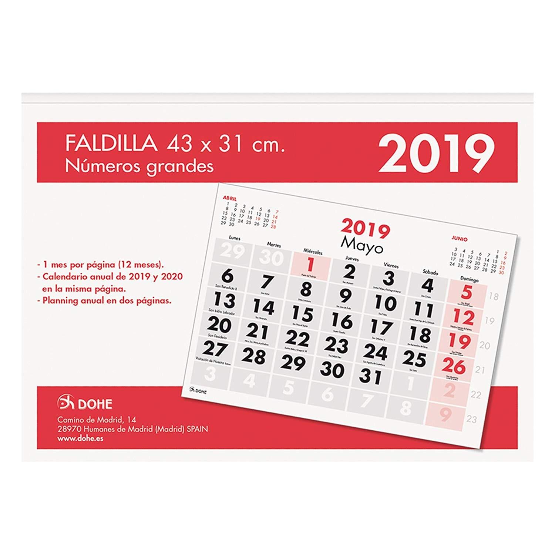 Calendario Enero 2019 Michel Zbinden Más Reciente Grande Planning Mayo 2018