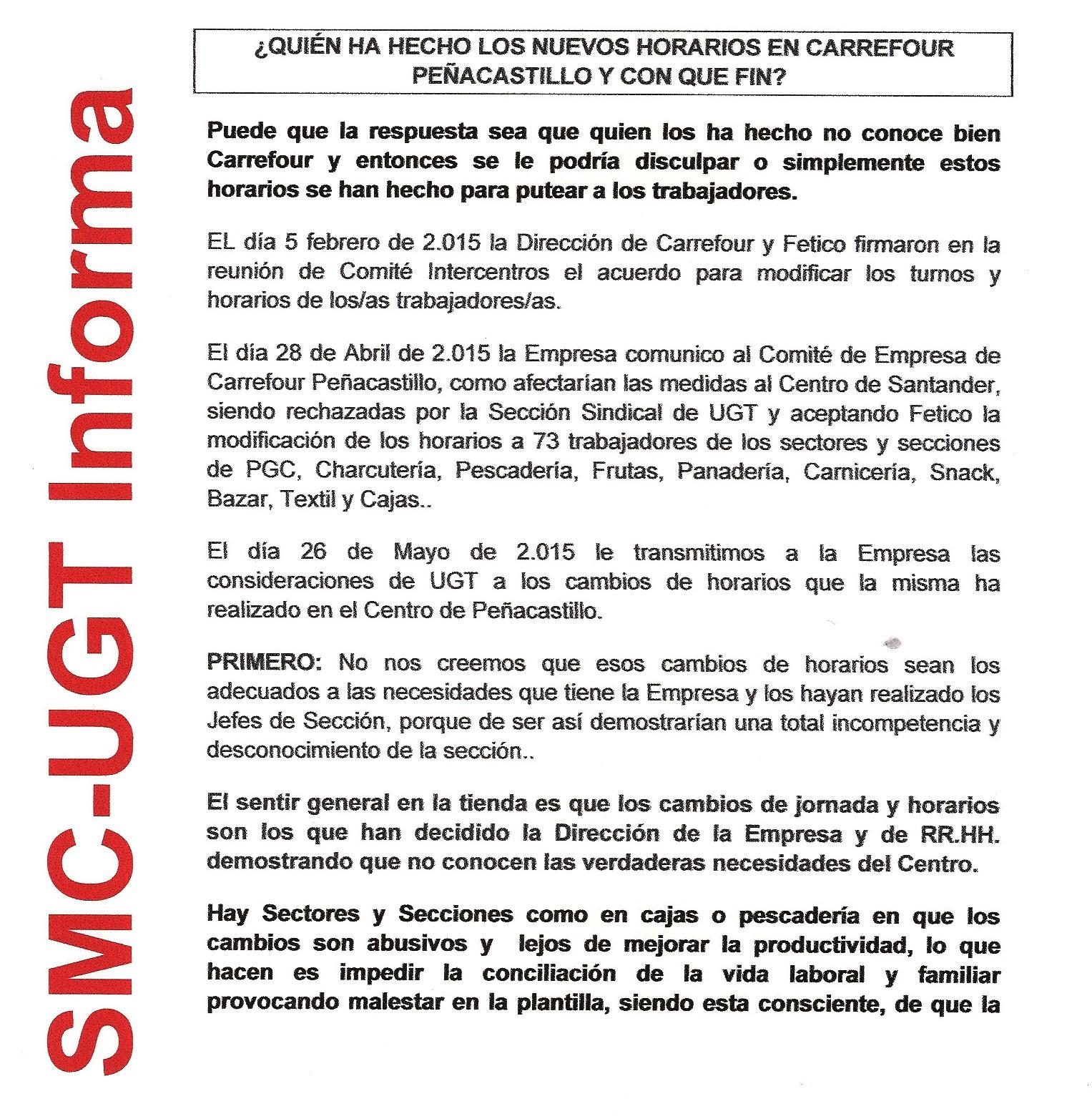 Secretara de Acci³n Sindical Cantabria