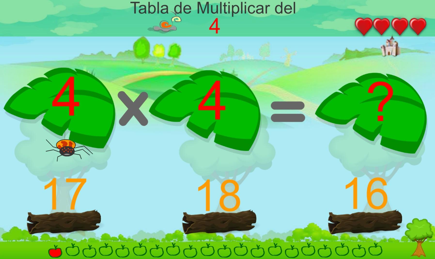 Multiplica y Diviértete Software Interactivo y Cuaderno de Ejercicios
