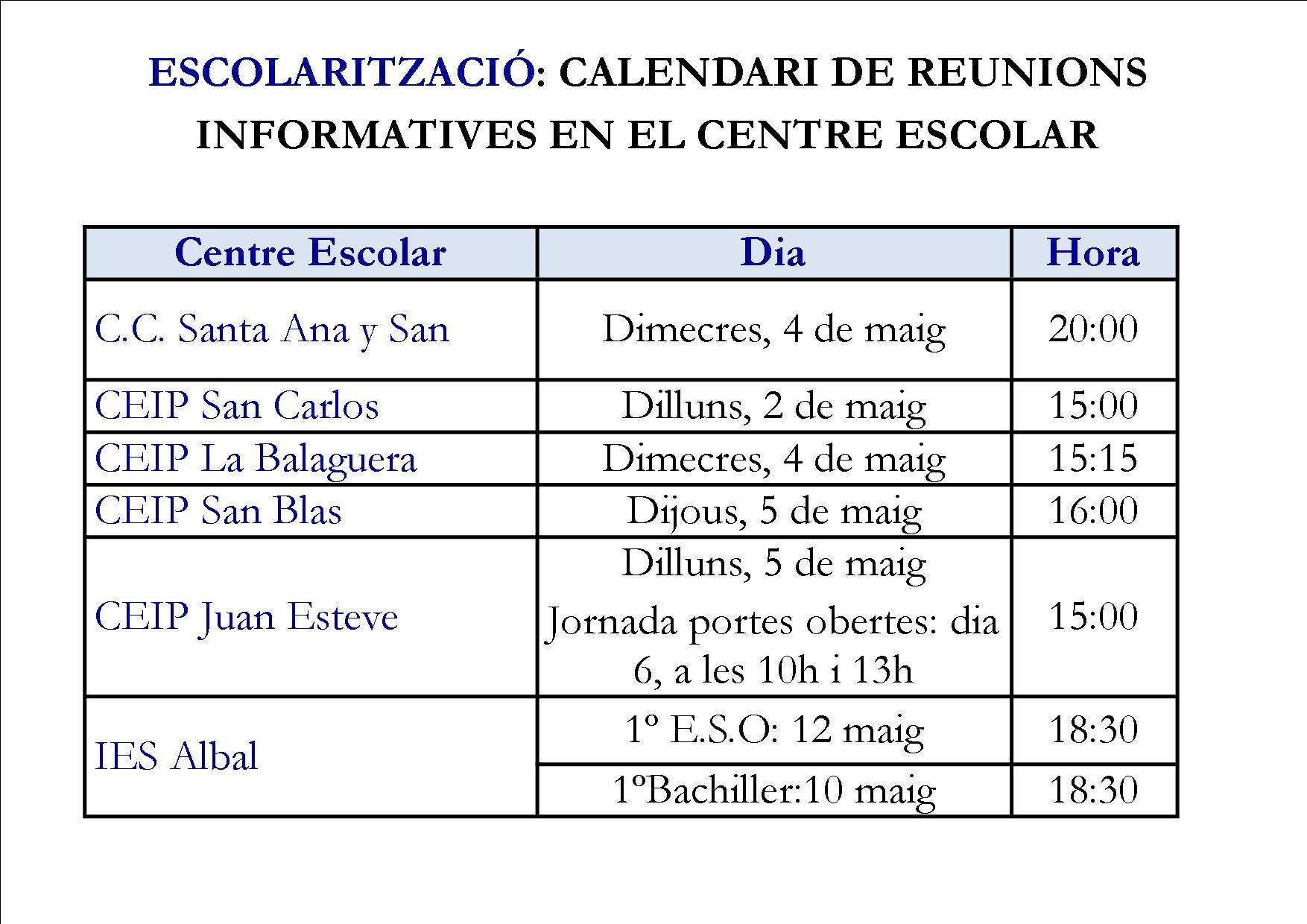 Calendario Escolar 2017-18 Sep Para Imprimir Más Recientes Mestre A Casa Ceip La Balaguera Albal Inici Of Calendario Escolar 2017-18 Sep Para Imprimir Más Actual Home Page