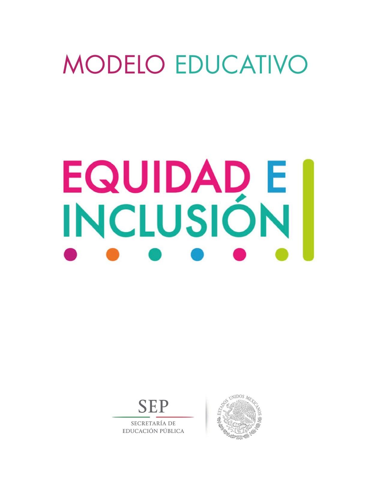 Equidad e Inclusi³n Modelo Educativo