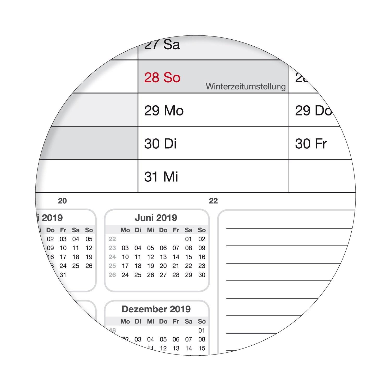 Calendario anual de pared con das festivos DIN A0 blanco y gris 118 8 x 84 cm 170 g enrollado Amazon icina y papelera