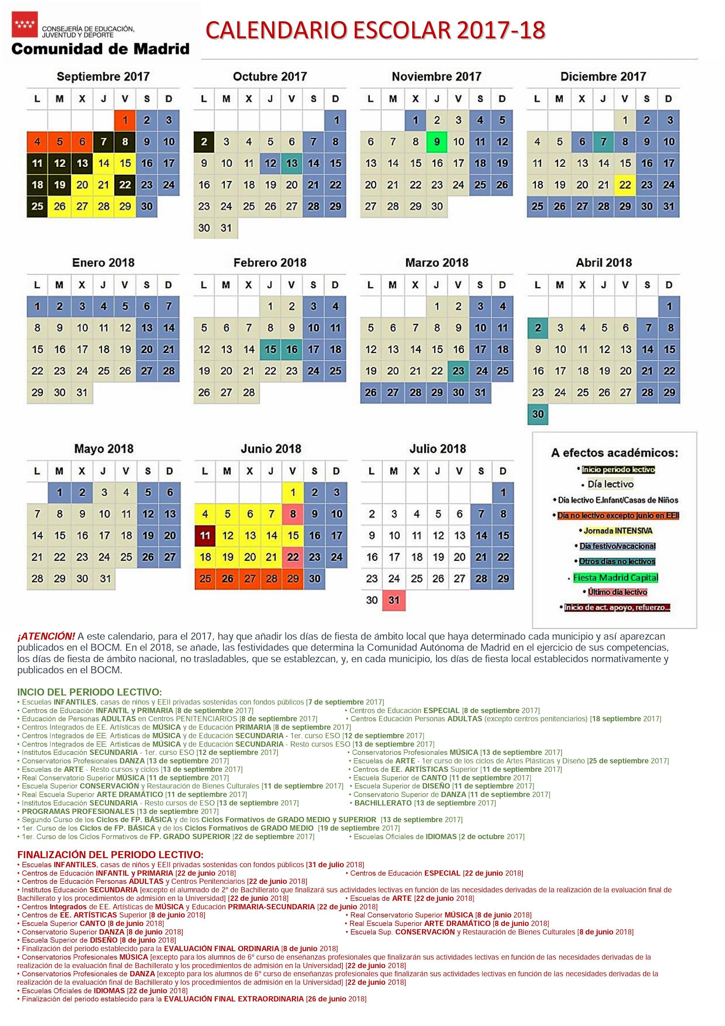 Calendario Escolar 2019 Bocm Recientes Calendario Escolar Por Unidades Fiestas Navidad Of Calendario Escolar 2019 Bocm Recientes Rascafra Informa Servicio De Unicaci³n Va Web Proporcionado