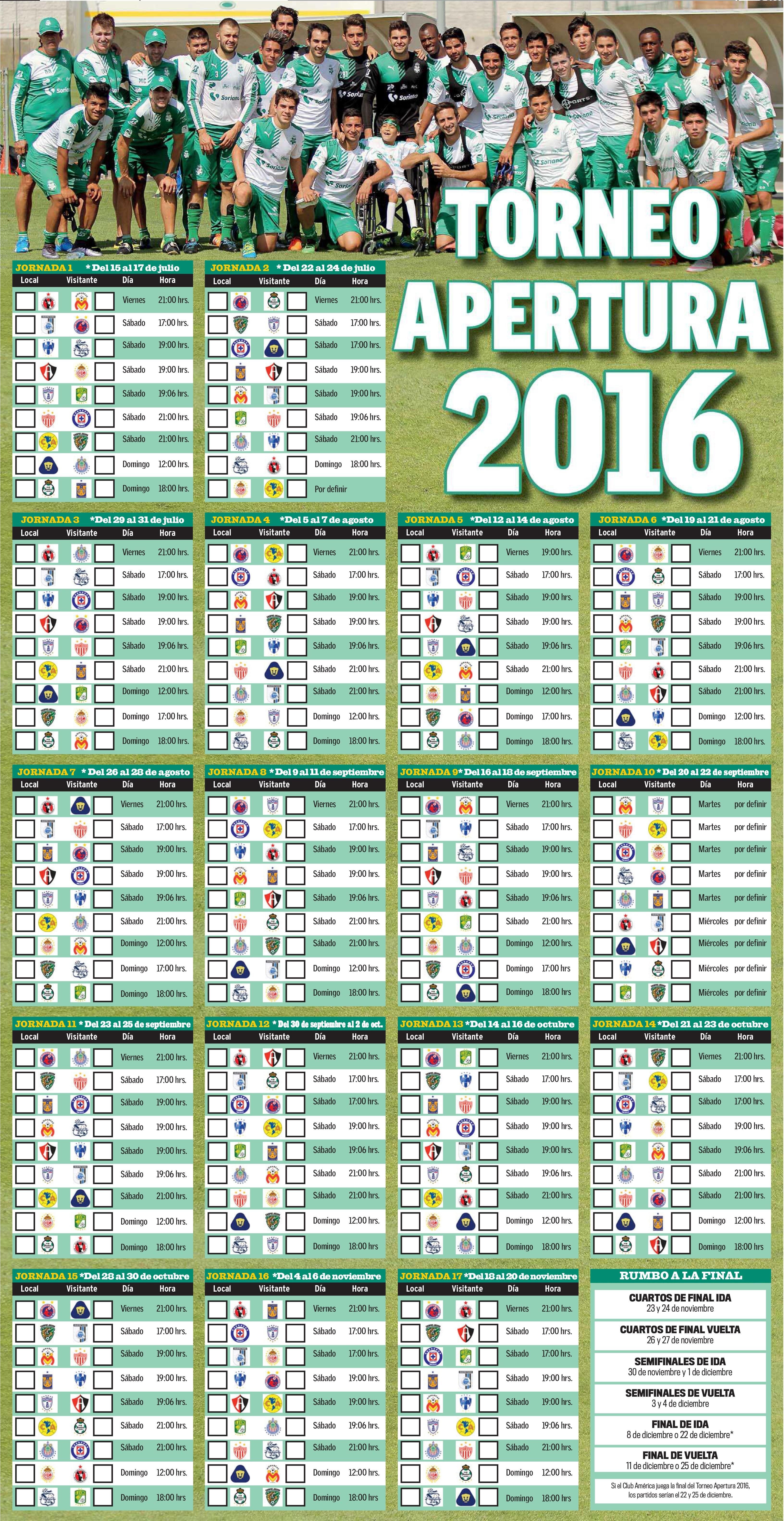 Calendario Escolar 2019 Durango Mejores Y Más Novedosos Calendario torneo Apertura 2016 El Siglo De torre³n Of Calendario Escolar 2019 Durango Más Recientes Calaméo Gara
