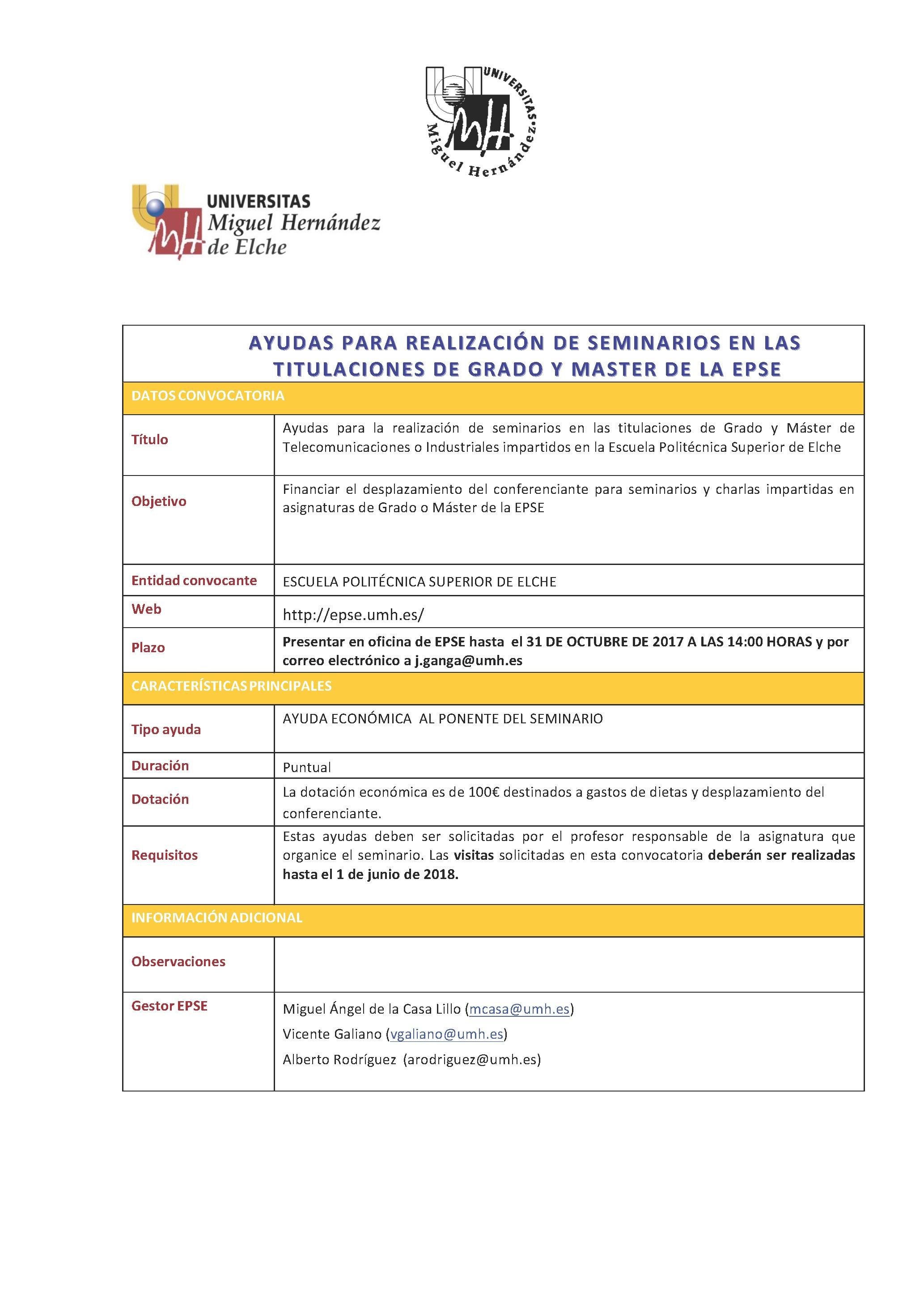 Calendario Escolar 2019 Elche Mejores Y Más Novedosos Umh Novedades