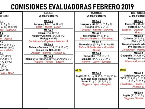 Calendario Escolar 2019 Entre Rios Recientes Colegio Capuchinos