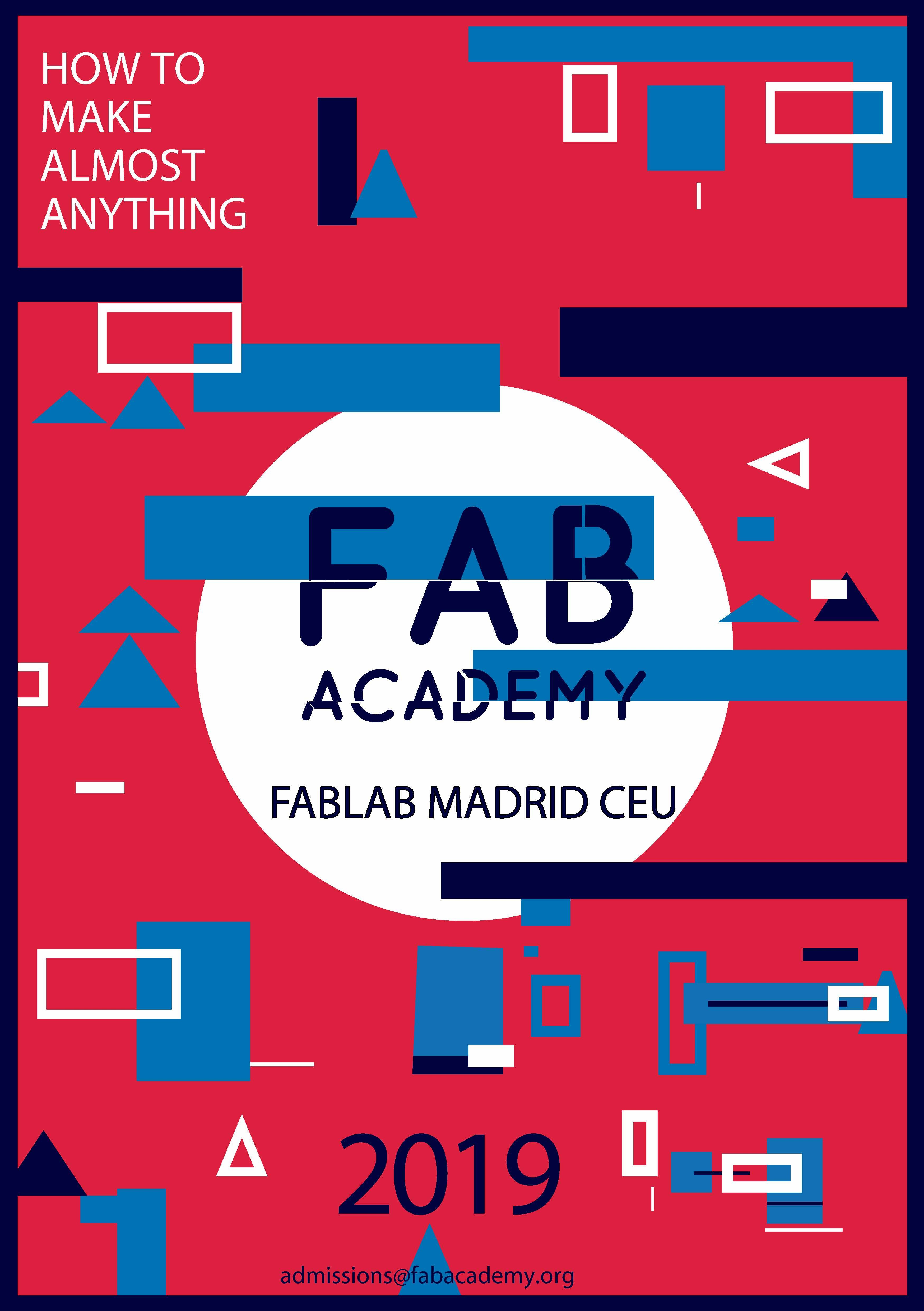 Calendario Escolar 2019 Madrid Para Imprimir Más Caliente Prensa – Fablab Madrid Ceu Of Calendario Escolar 2019 Madrid Para Imprimir Más Actual Verificar Calendario Escolar 2019 Y 2019 Para Imprimir