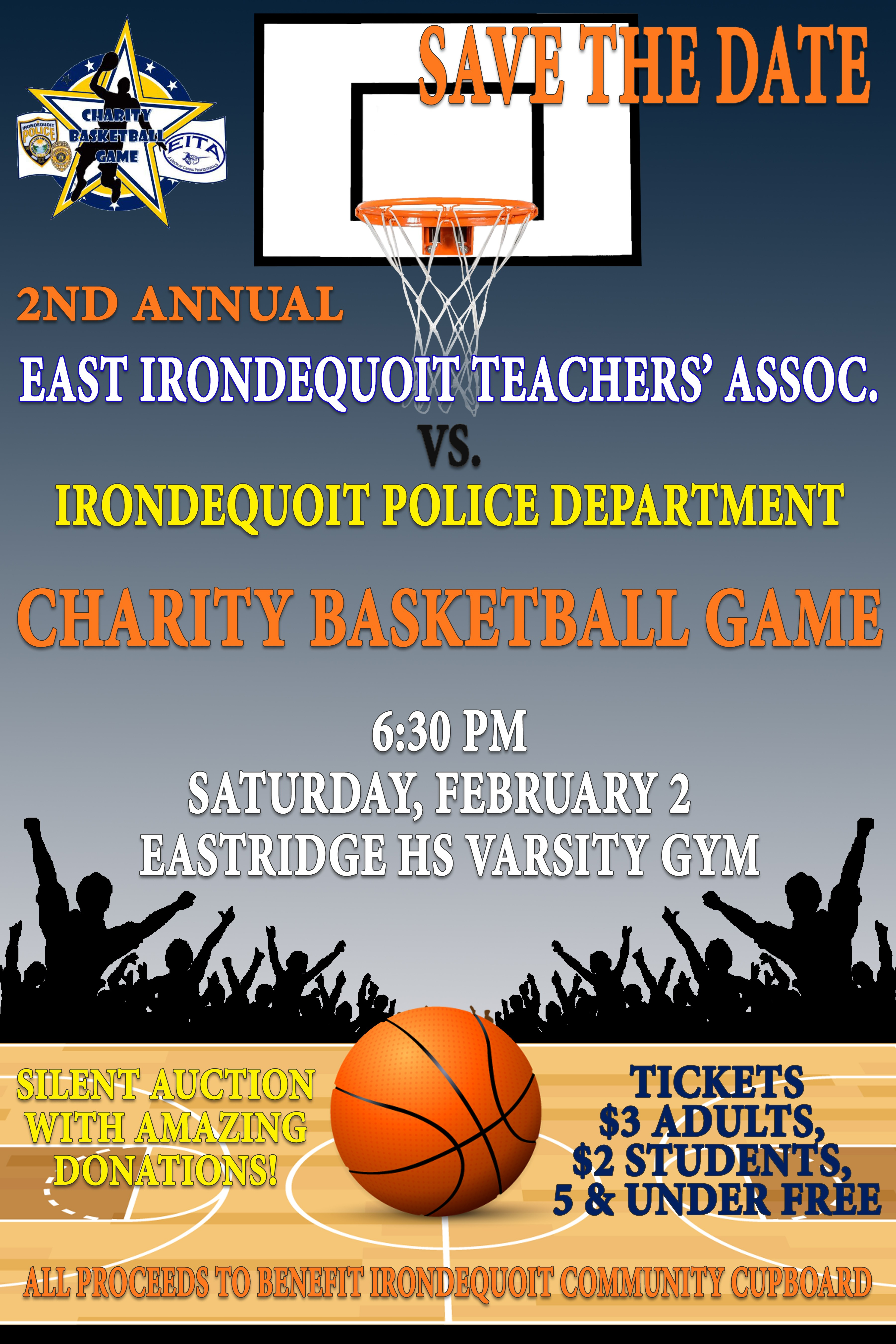 EITA vs IPD Charity Basketball Game