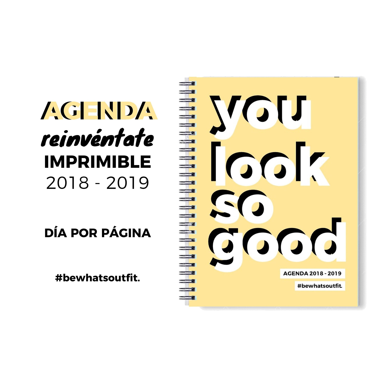 Calendario Escolar 2019 Para Imprimir Pdf Más Reciente Agenda Imprimible 2018 2019 Agenda Da Por Página Agenda Of Calendario Escolar 2019 Para Imprimir Pdf Más Actual Esto Es A Menudo Calendario Escolar 2019 Puerto Rico