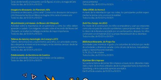 Calendario Escolar 2019 Preparatoria Más Arriba-a-fecha Vive La Feria Del Libro