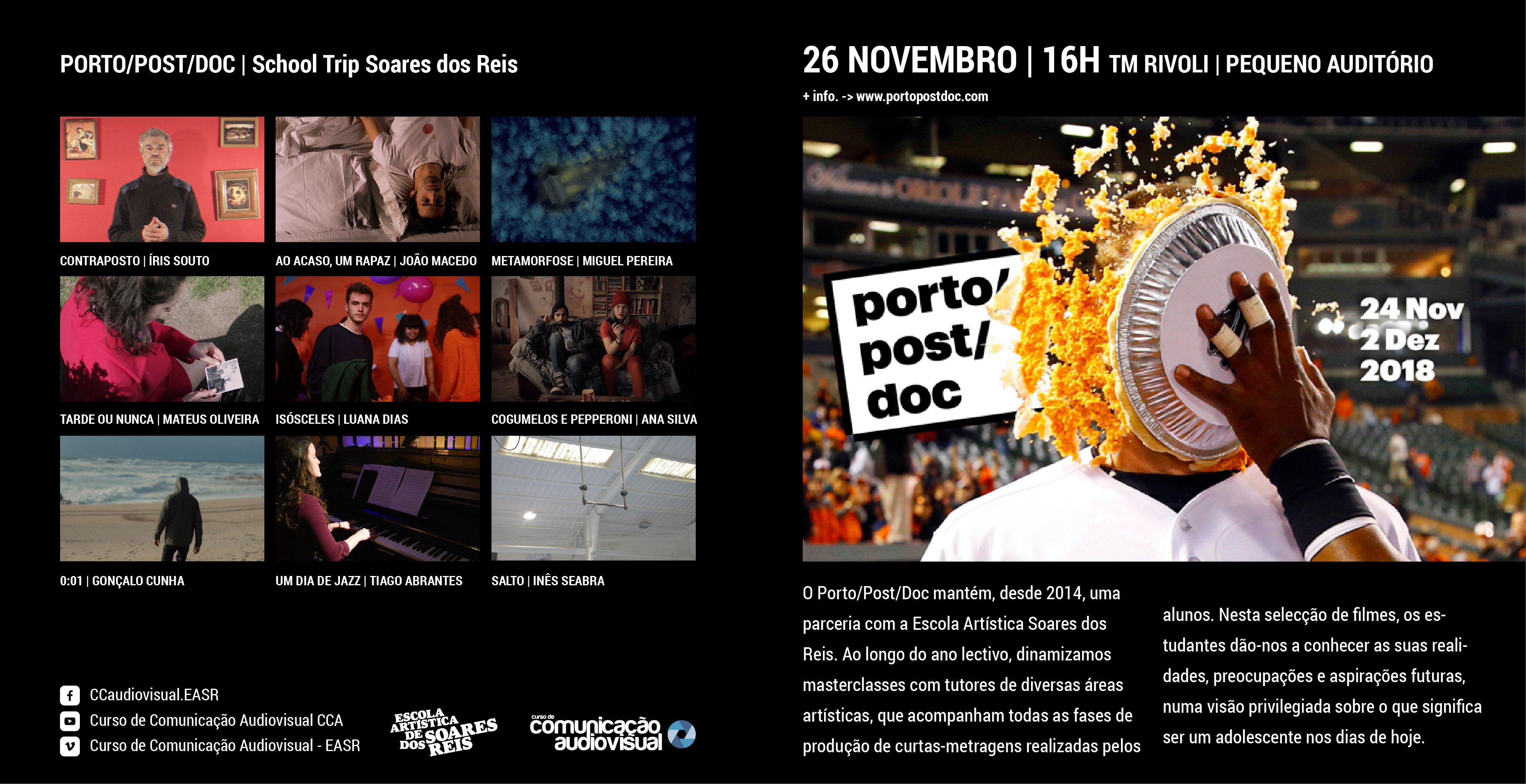 porto post doc site easr