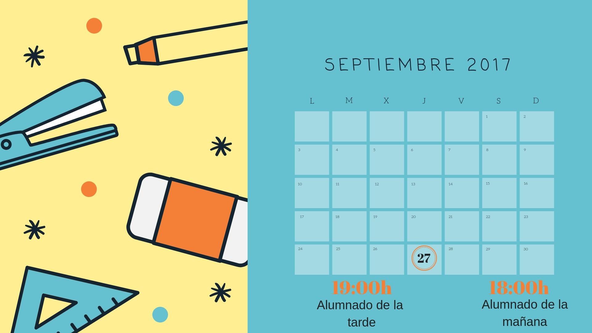 Calendario Escolar Fp 2019 Más Arriba-a-fecha Presentaci³n De Los Tutures as De La Eso Aula Enclave Bachillerato