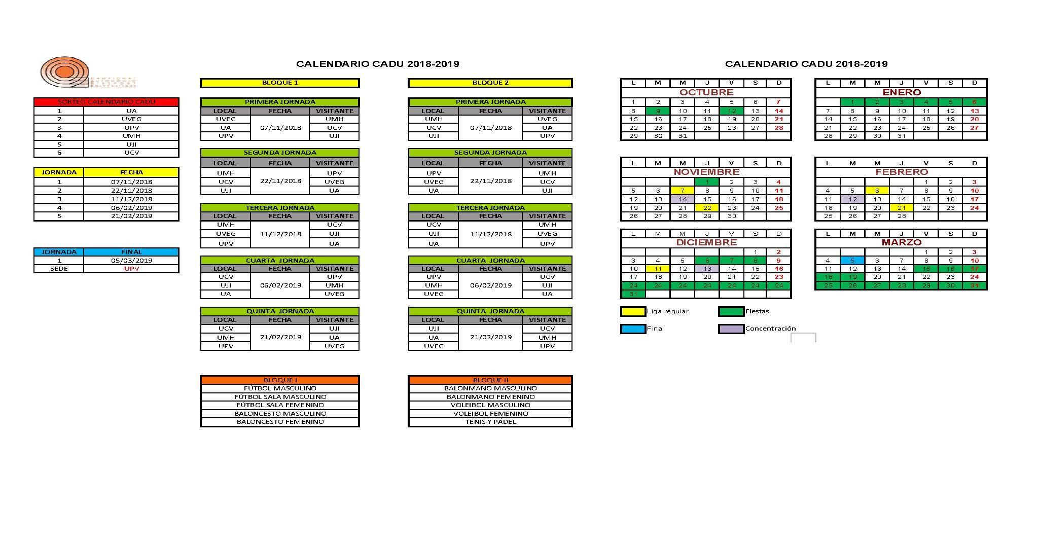 Calendario Escolar Tecnico 2019 Más Arriba-a-fecha Icina De Deportes Info Peticiones Y Deportes