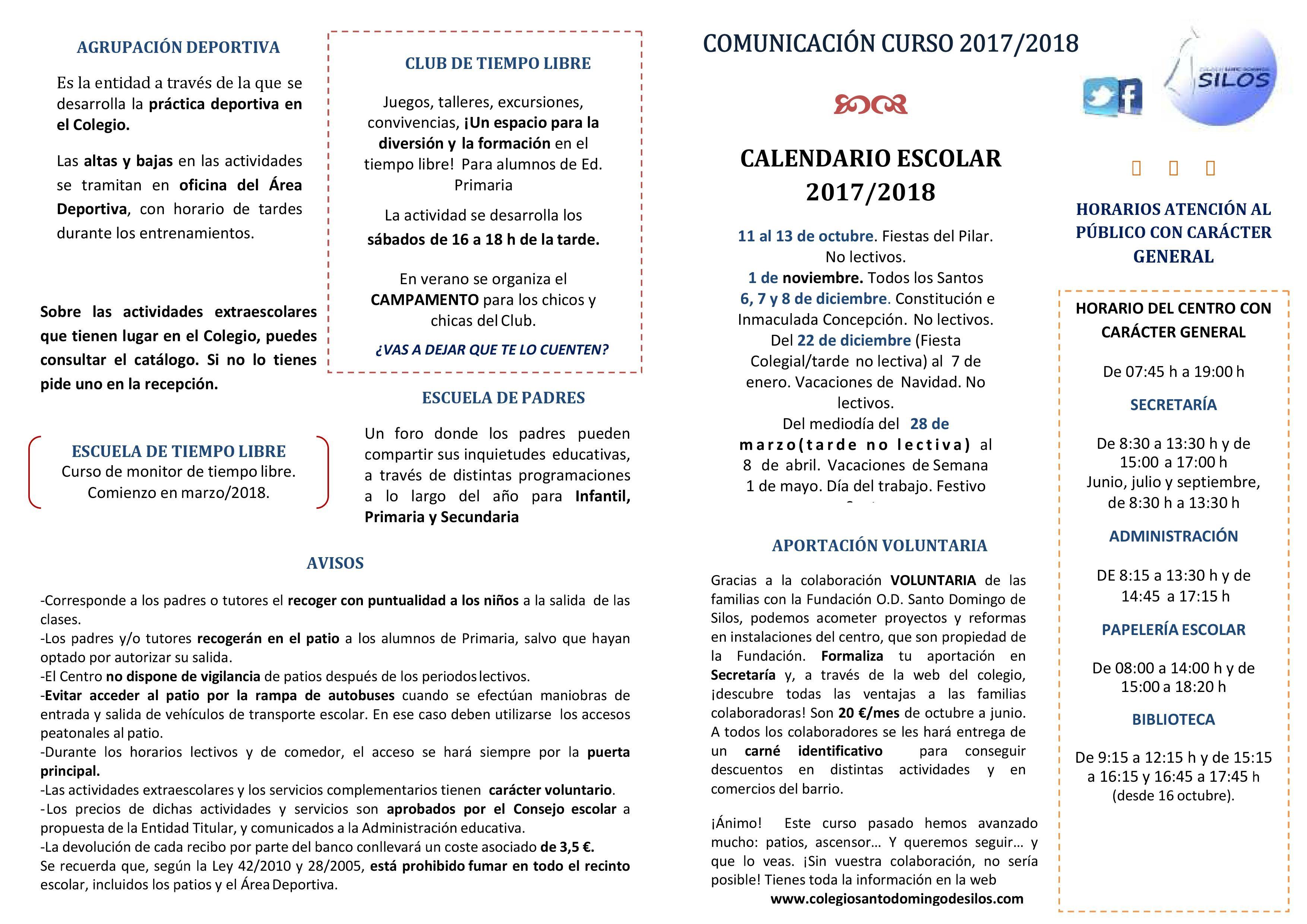 Calendario Febrero 2018 Con Santoral Más Caliente Unicaci³n 2017 2018 Of Calendario Febrero 2018 Con Santoral Más Populares C 22 – Publifinisterra Articulos Promocionales
