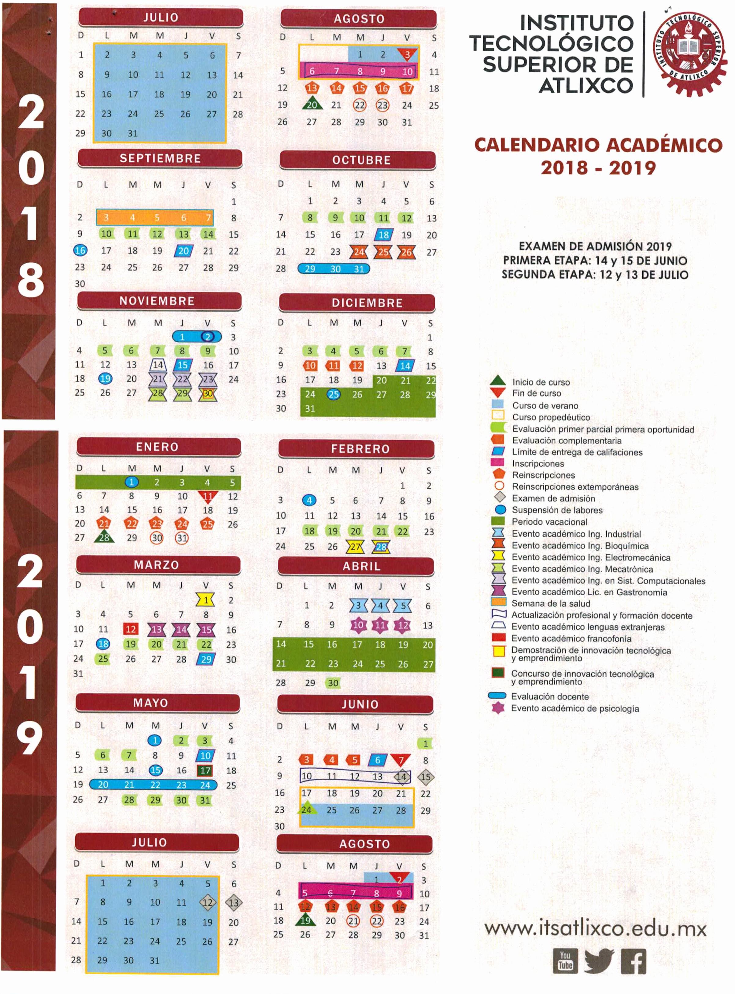 Runedia Calendario De Carreras 2019 Calendario Escolar 2018 2019
