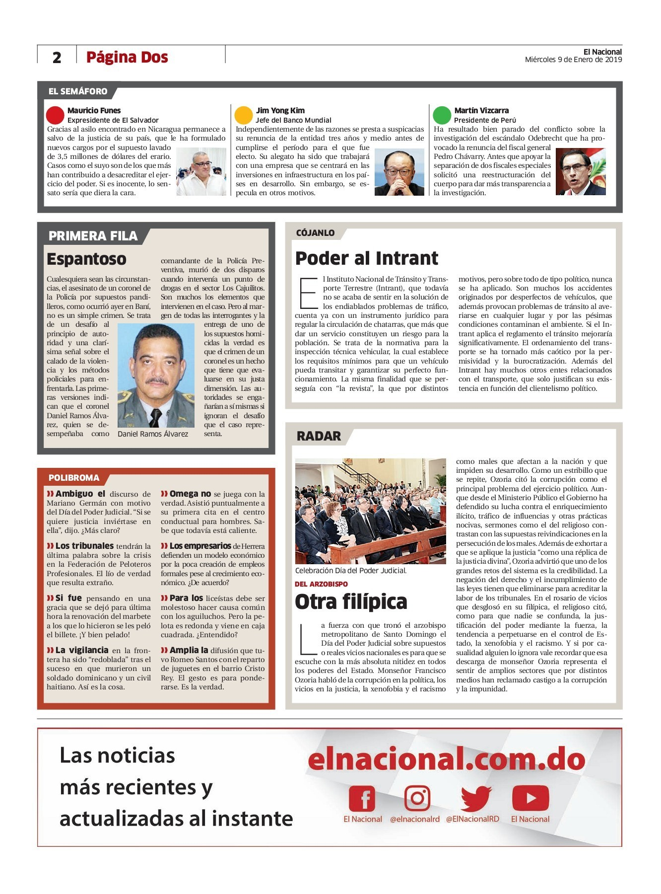 Impreso 09 ene 19 Pages 1 40 Text Version