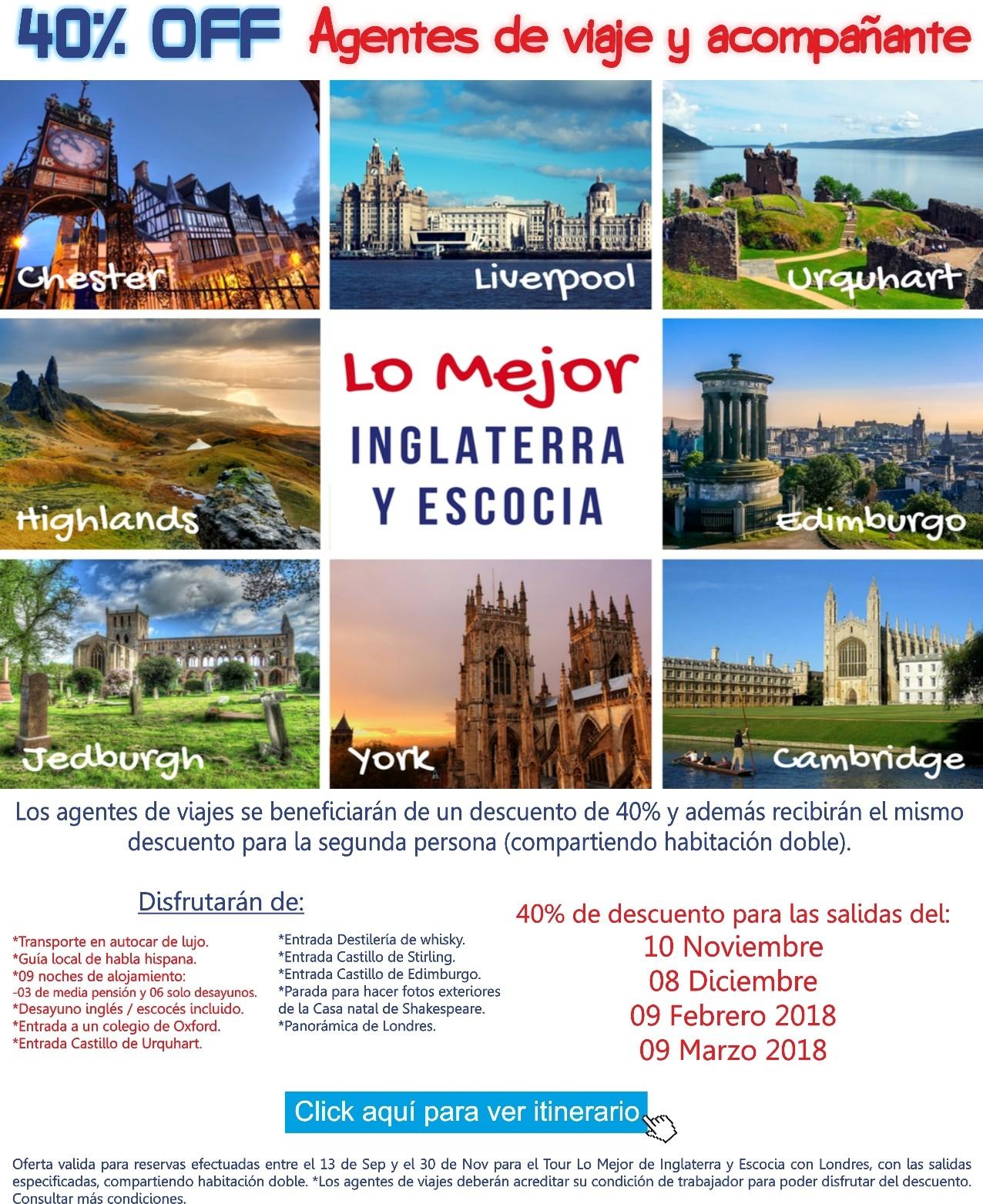 off INGLATERRA Y ESCOCIA