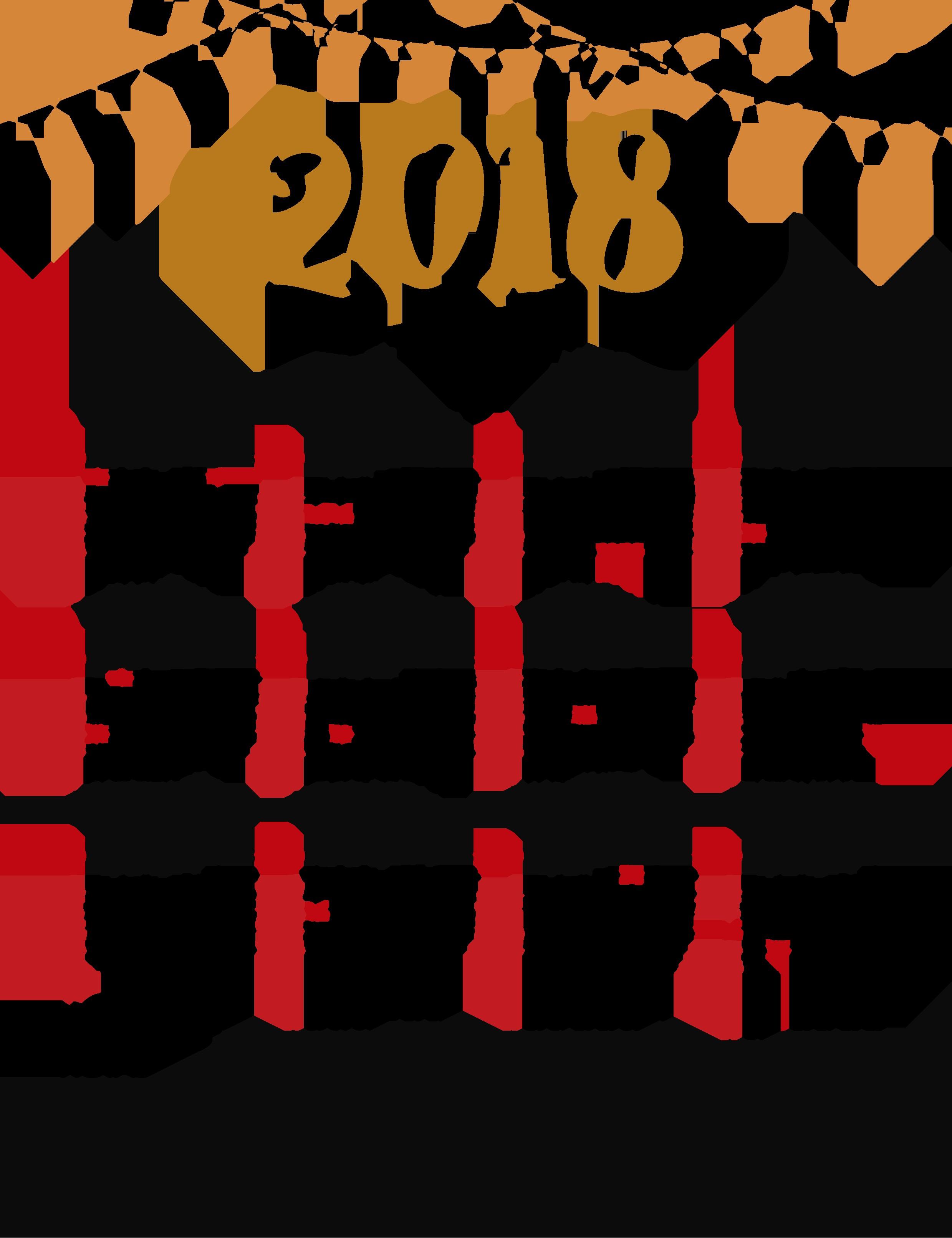 Lief te regala este Calendario 2018 para imprimir y decorar tu hogar