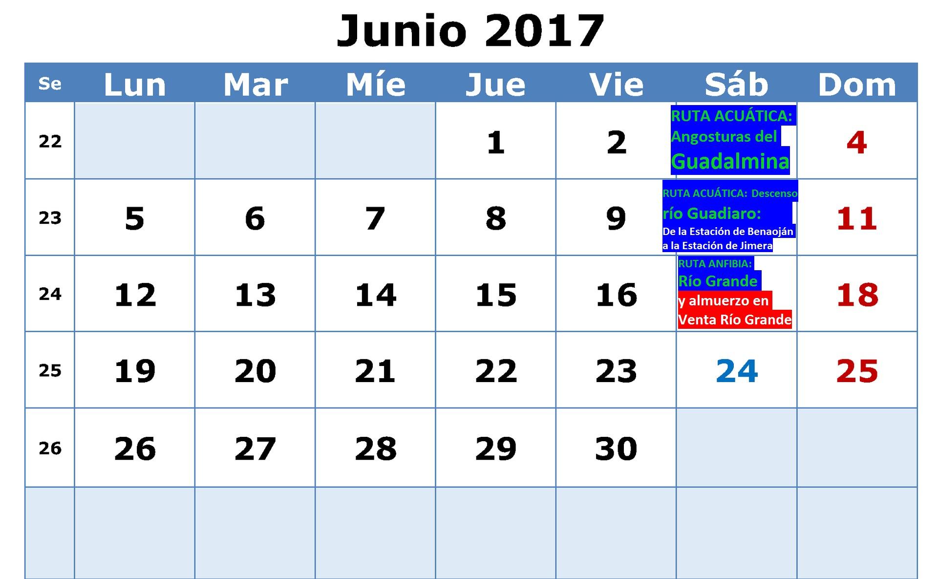 Calendario junio club de senderismo ando preston png 1920x1185 Calendario junio de 2017