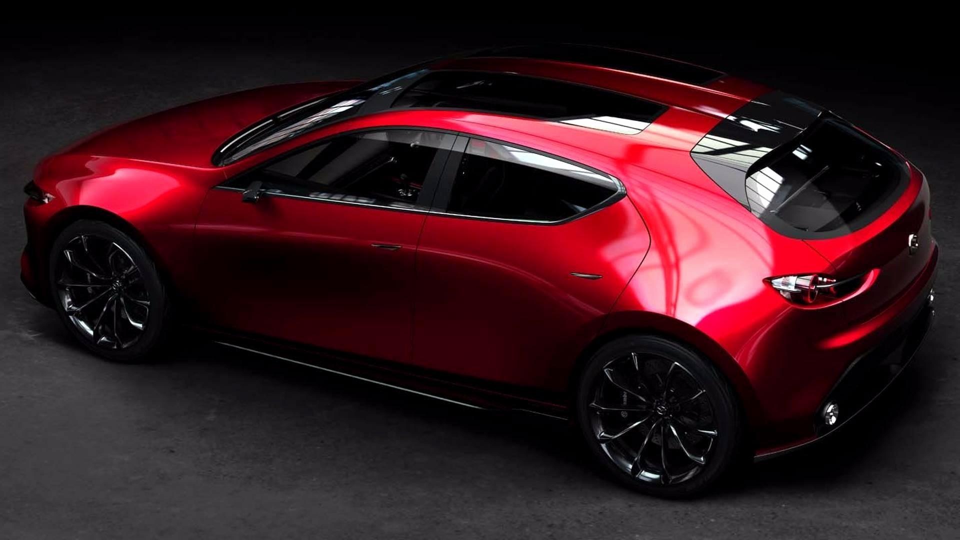 3 2019 Nuova Mazda 3 2019 Ecco e Cambiera Con Il Motore