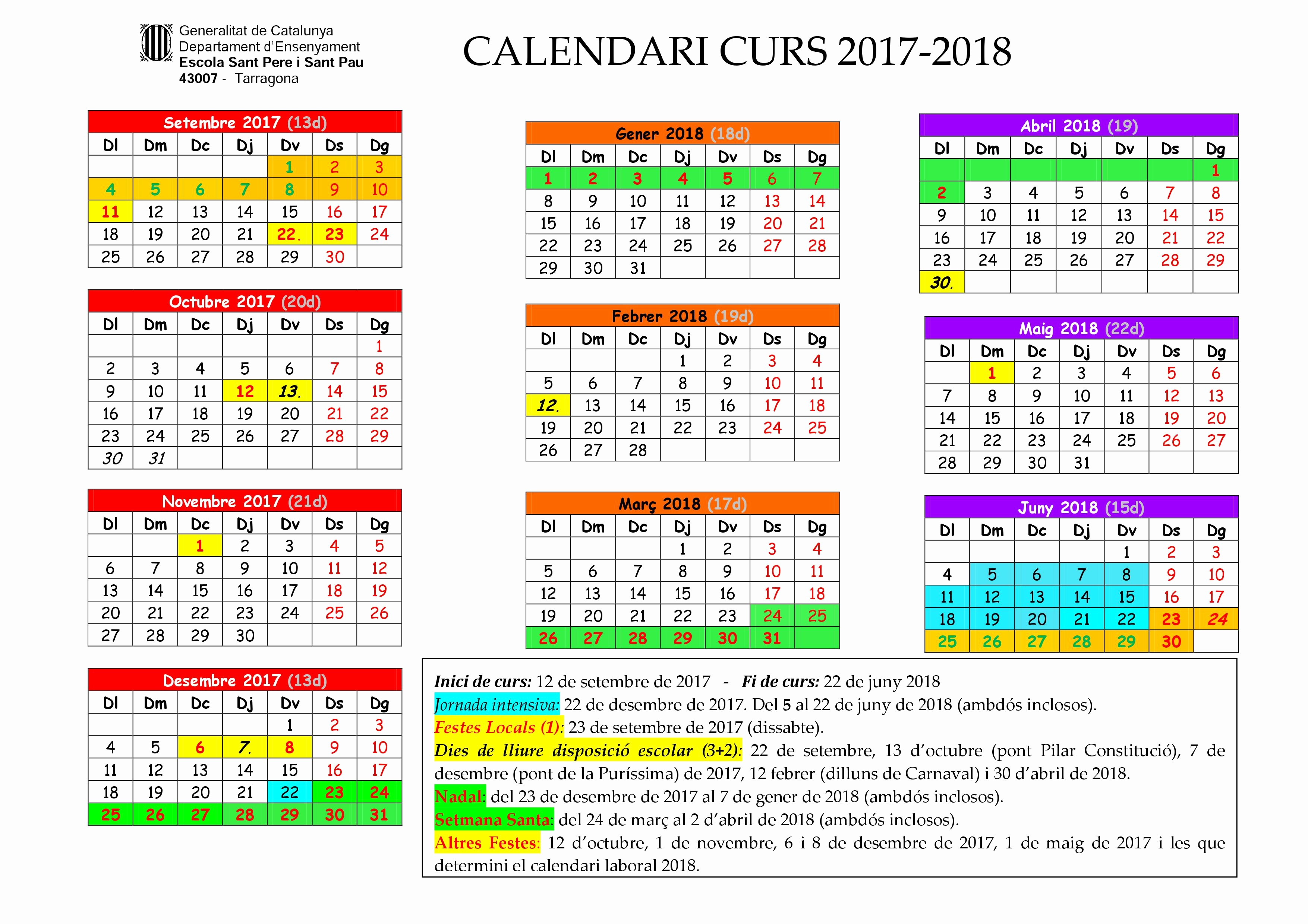 Calendario Laboral 2019 Catalunya Gencat Más Reciente Calendari Upf 2019 Calendario 2019 Marbaro Kalentri 2018 Of Calendario Laboral 2019 Catalunya Gencat Más Caliente 04 11 15 Eperiodico Art [pdf Document]