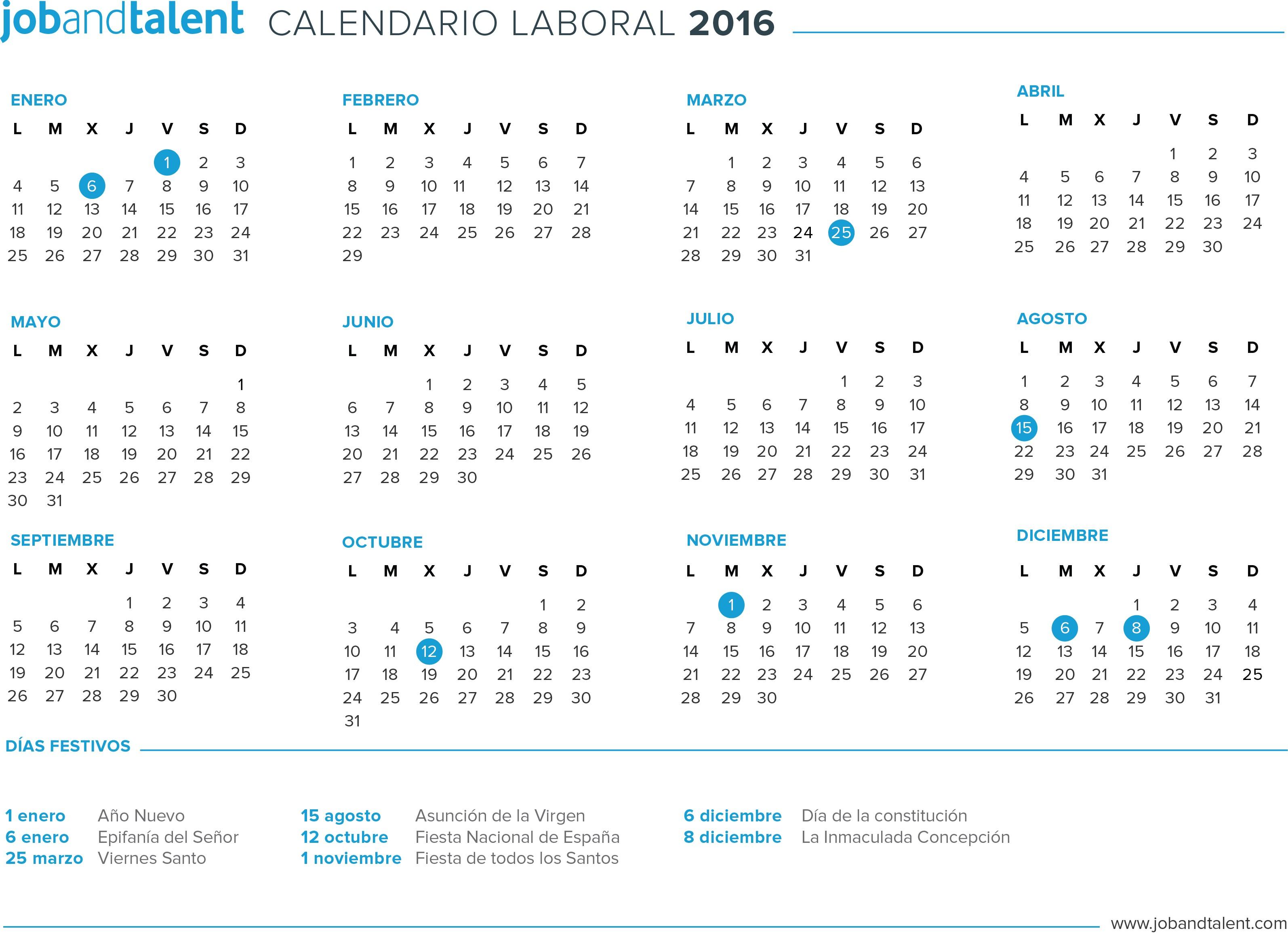 Calendario Laboral 2019 España Imprimir Más Caliente Calendario Enero 2016 Icalendario Of Calendario Laboral 2019 España Imprimir Más Caliente De Estudio No Se