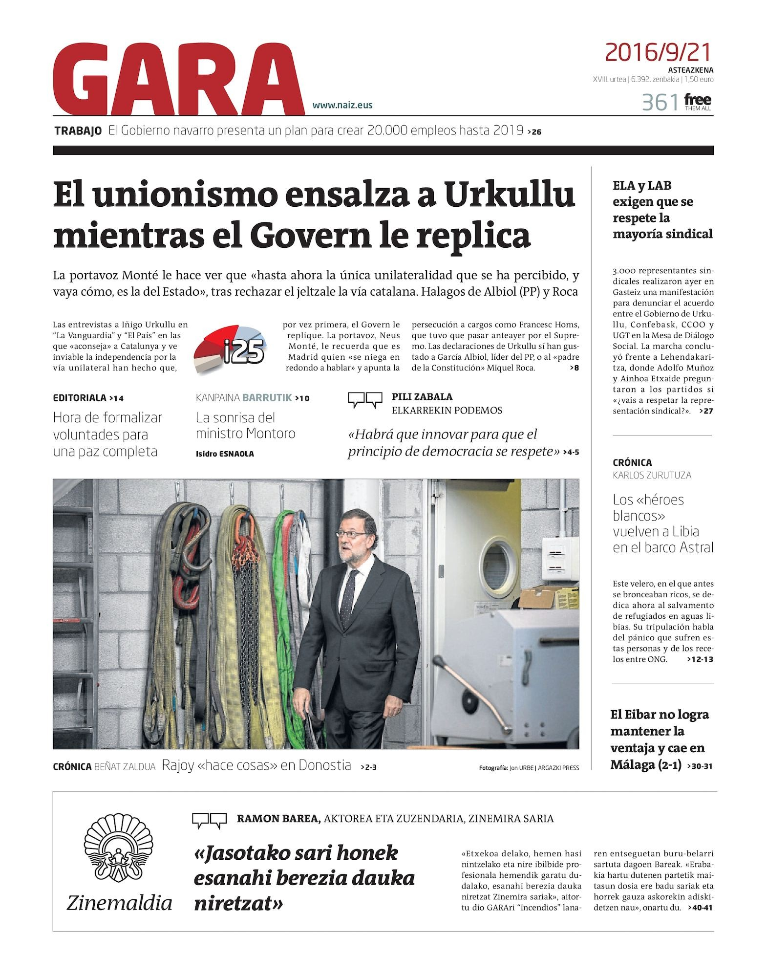 Calendario Laboral Barcelona 2019 Ugt Más Actual Calaméo Gara Of Calendario Laboral Barcelona 2019 Ugt Recientes Calaméo Diario De Noticias De lava