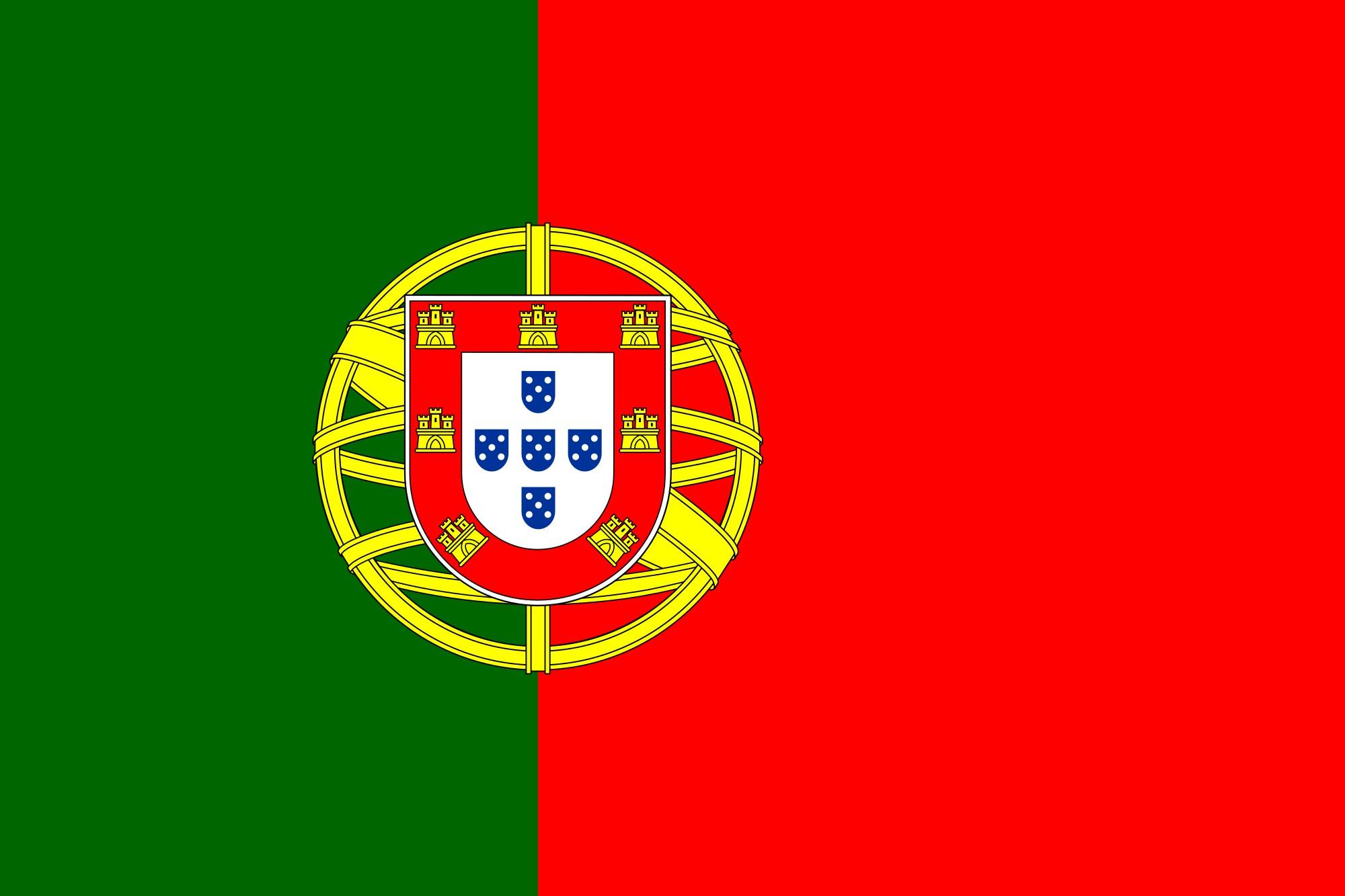 Flag of Portugalg
