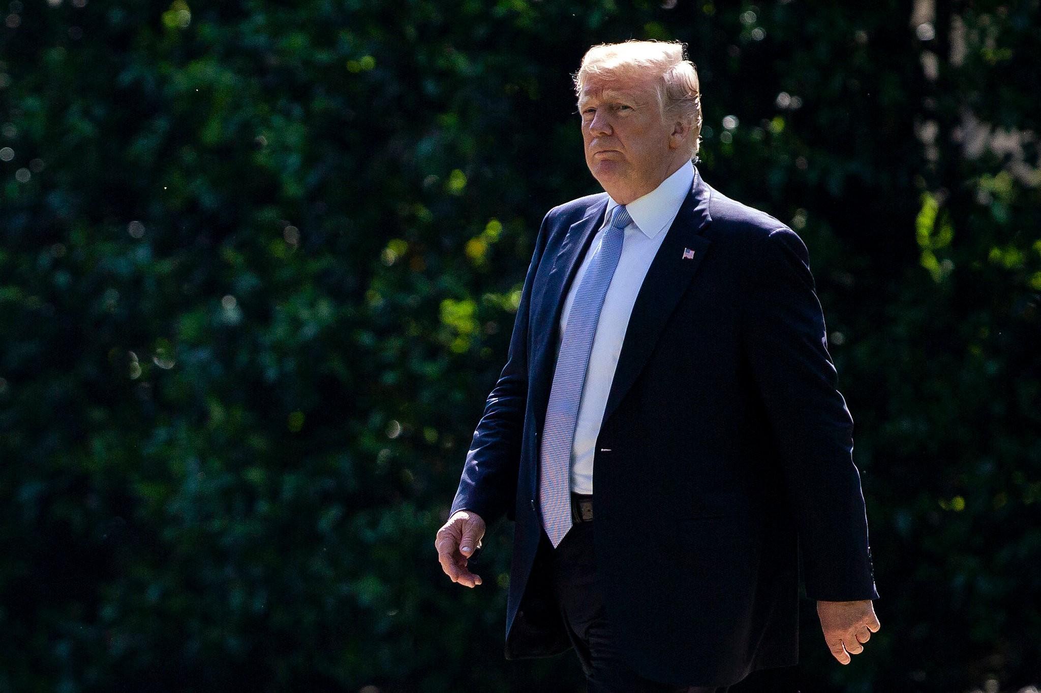 Trump exige investigaci n de la consulta de Rusia