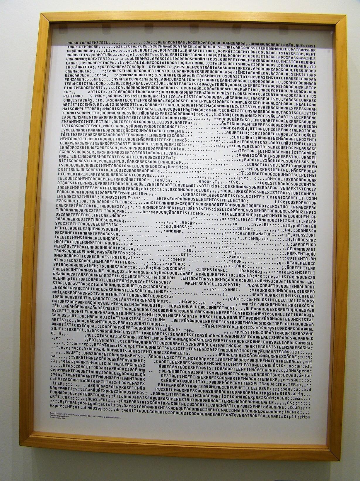Exposi§£o literária Palavras partilhadas da artista plástica Rosana Ricalde de Niter³i RJ