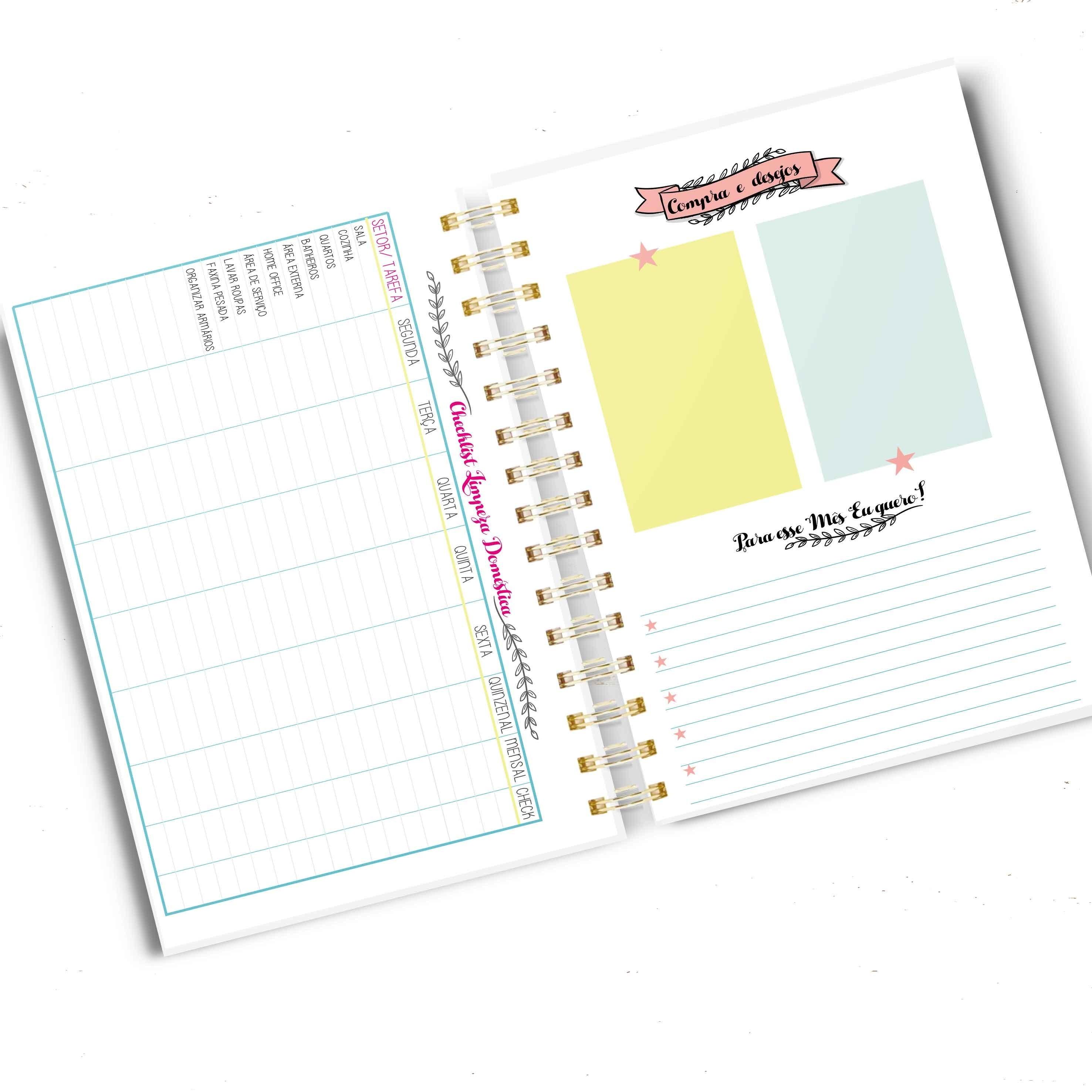 agenda planner stranger things agenda planner personalizada