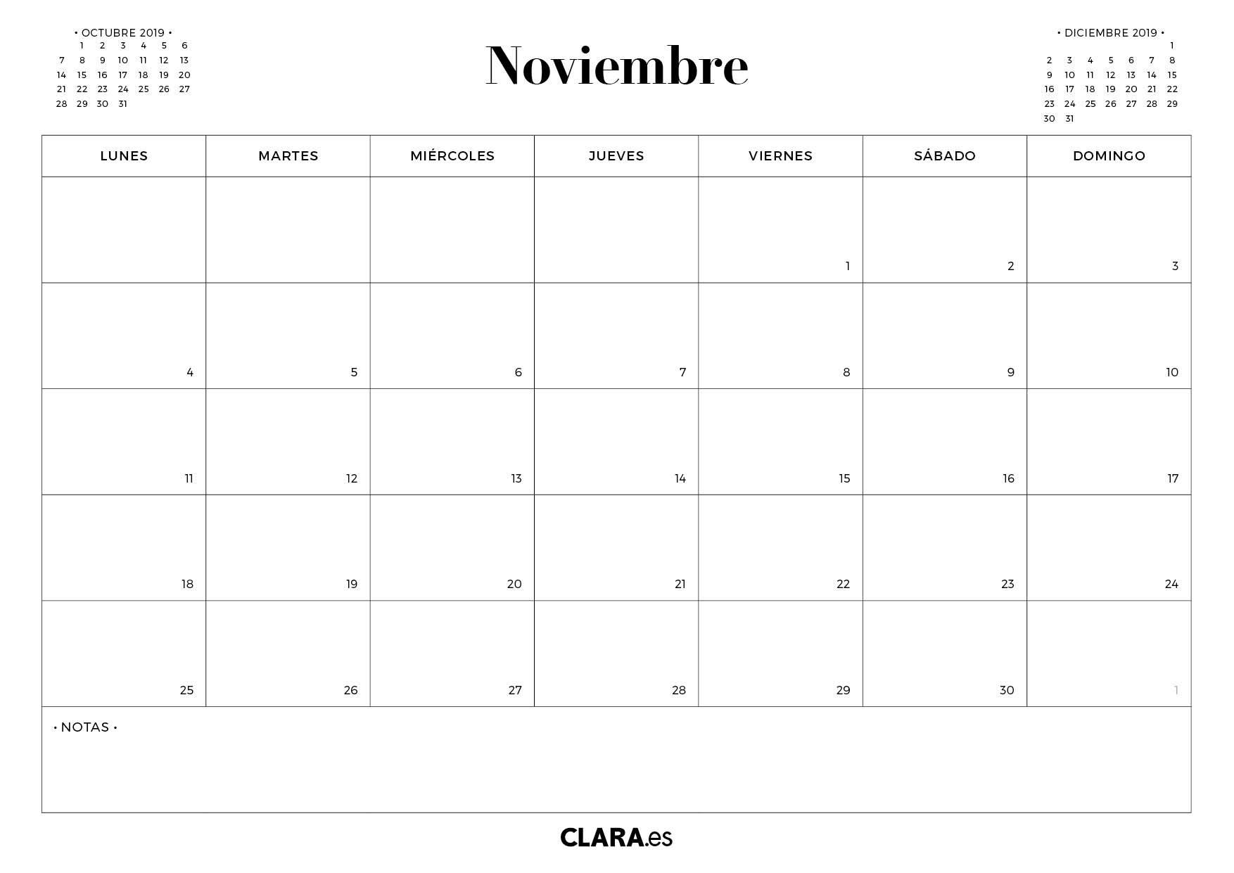 Si quieres ver el resto de meses ve al calendario busca el que te interese