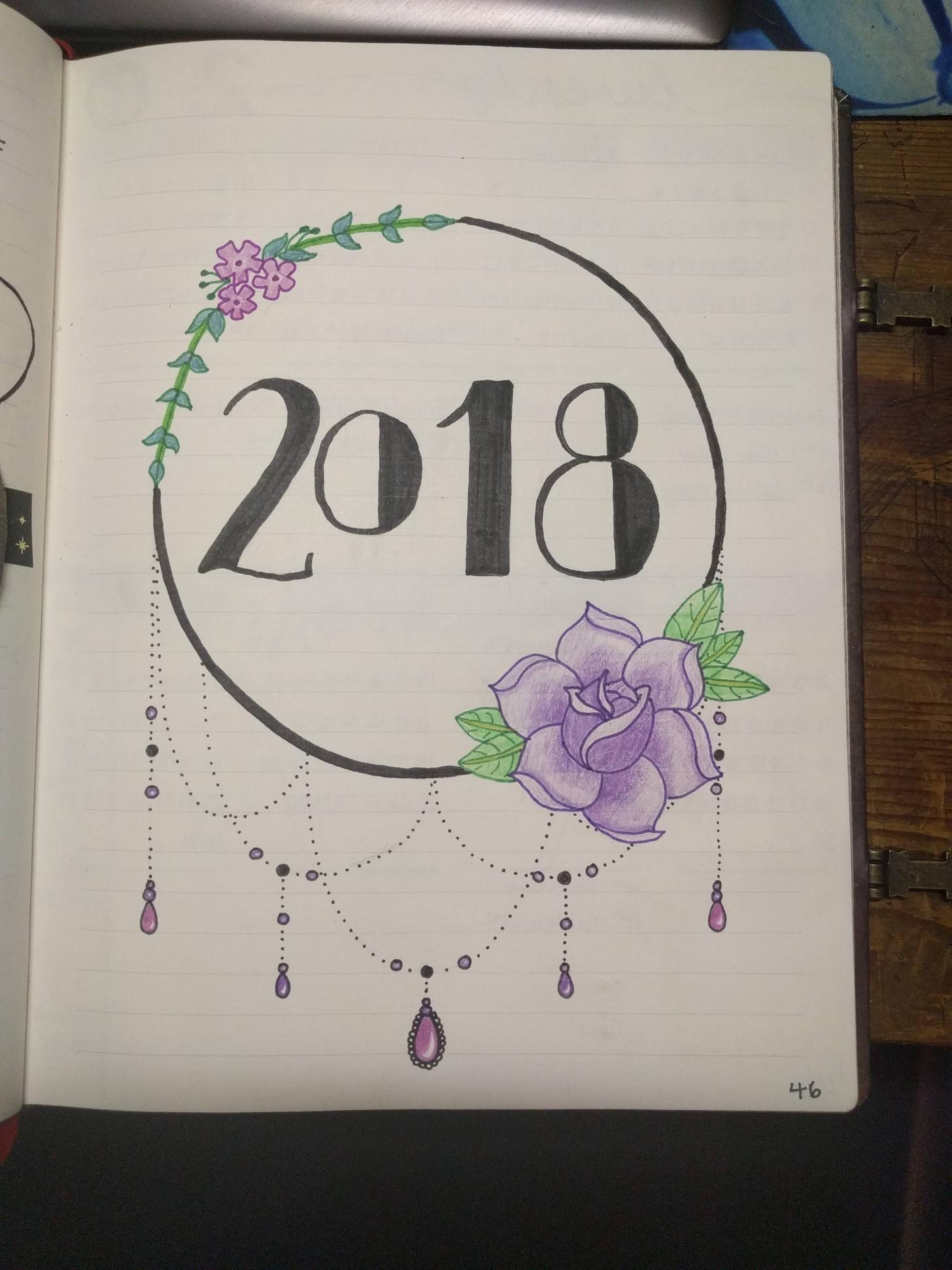 2018 cover page Escolares Colegios Libretas Libros Decorados Cuadernos Decorados Capas