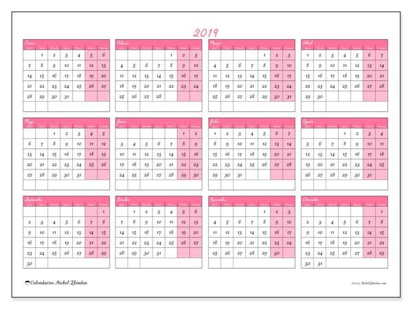 Calendario Para Imprimir 2019 Trackid=sp-006 Recientes Calendario 2019 41ld Michel Zbinden Es Of Calendario Para Imprimir 2019 Trackid=sp-006 Actual Calendario Festivos Colombia 2019 Takvim Kalender Hd