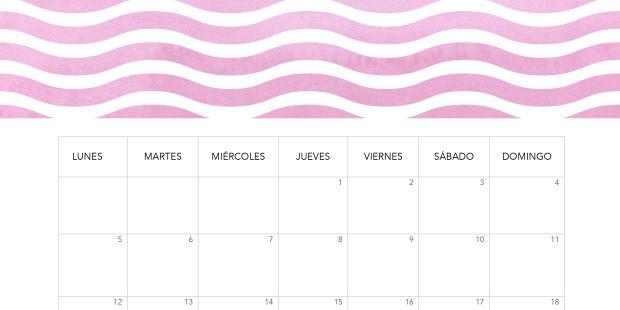 Calendario Para Imprimir Mes Enero 2019 Más Recientemente Liberado Calendario 2019 Agosto Calendario Mensual Moderno De Estilo Minimal
