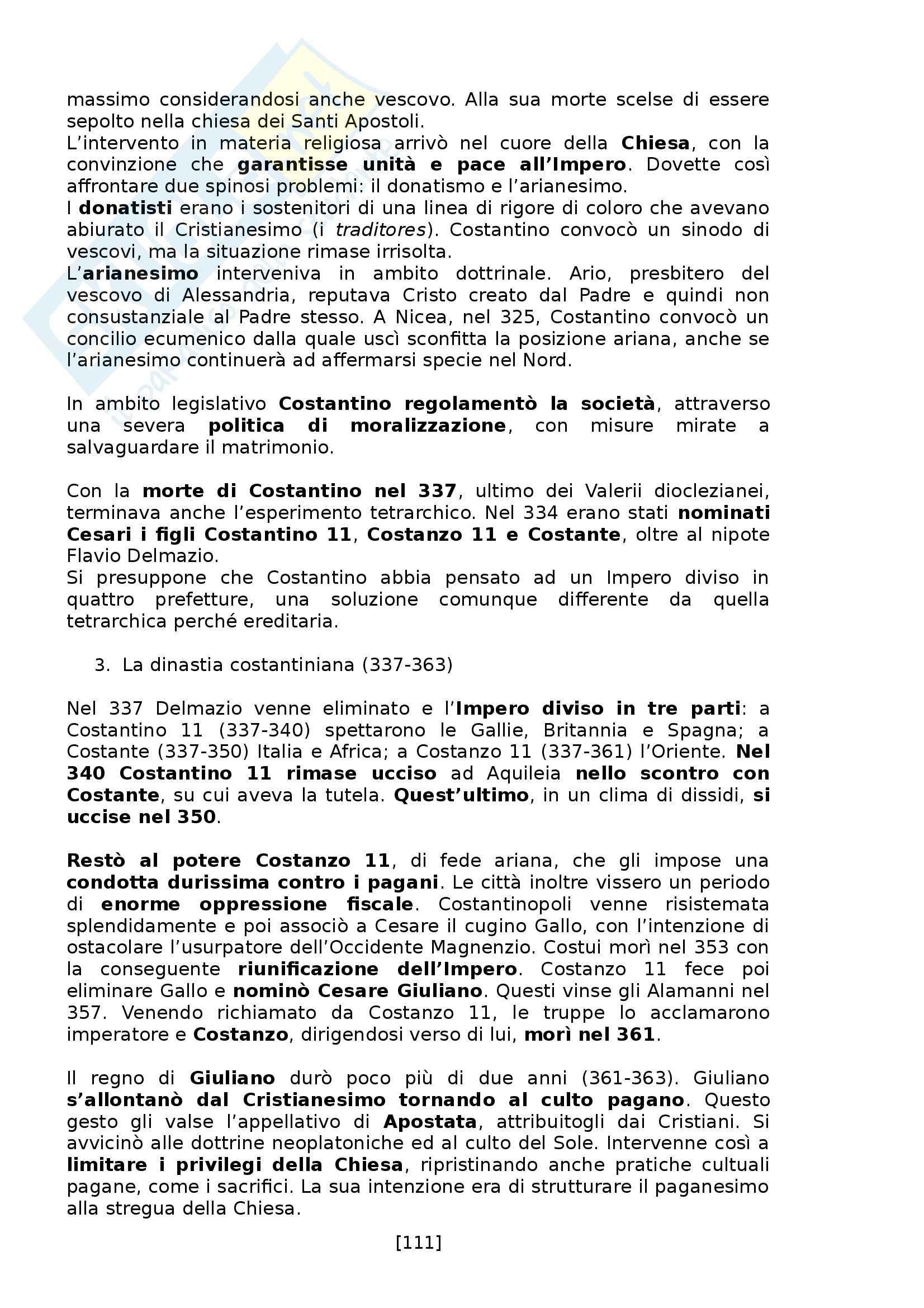 Dalle origini Riassunto esame e appunti prof Giorcelli libro consigliato Storia Romana