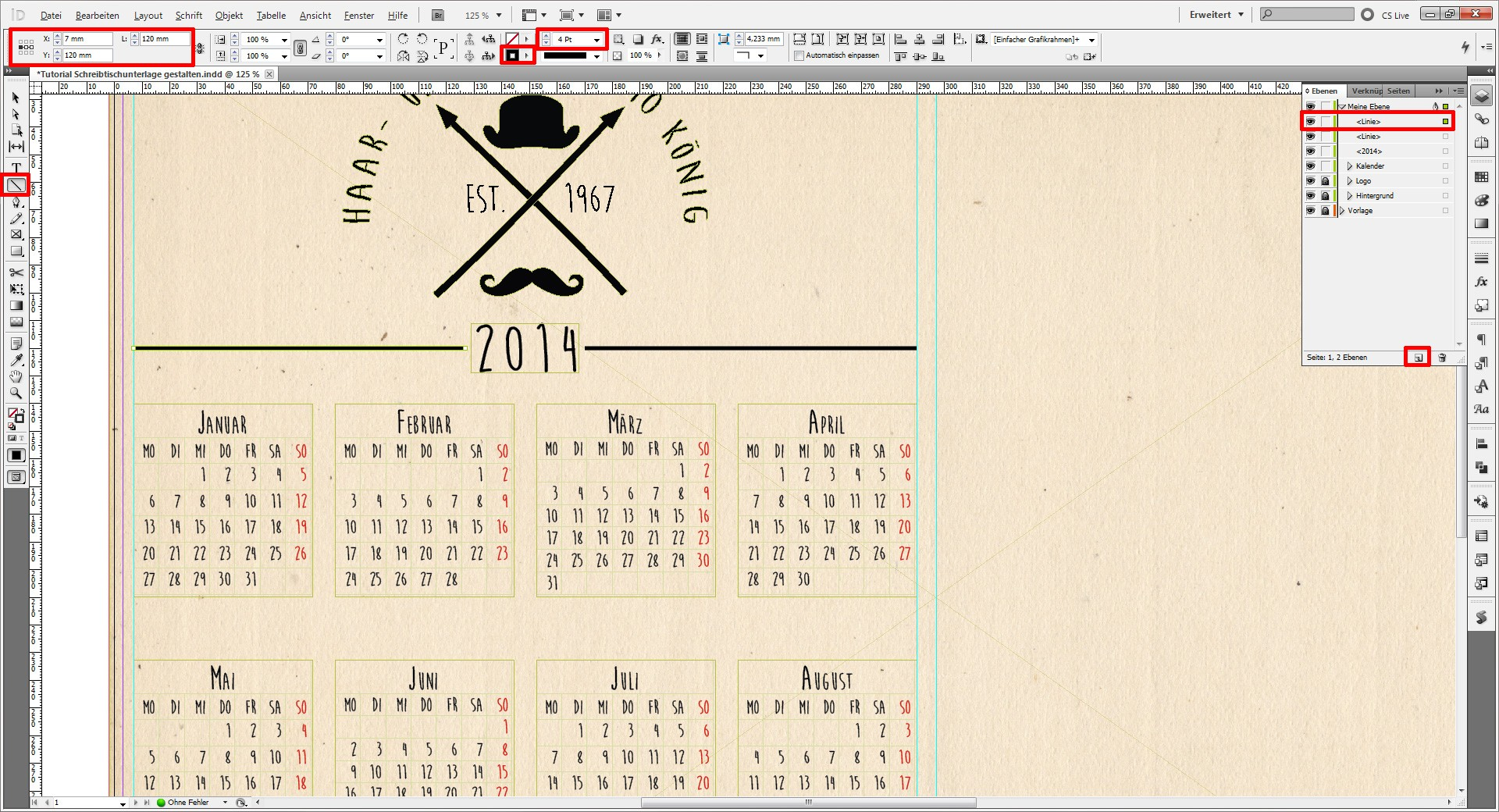 Download Kalender 2019 Psd Más Arriba-a-fecha Din A2 Schreibtischunterlage Gestalten Saxoprint Blog