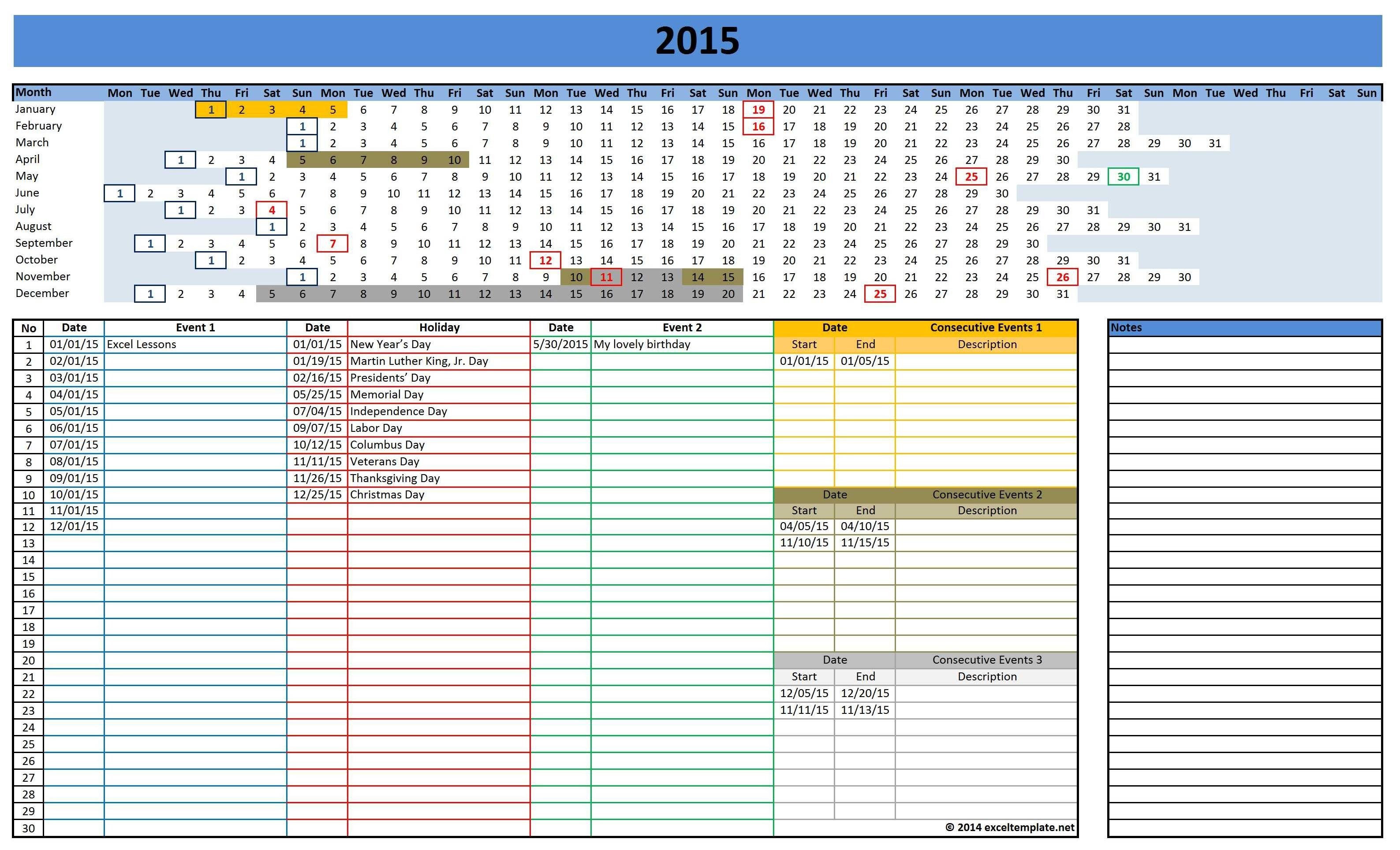 Full size of event calendar template excel of events free 2015 l 2019 hr monthly