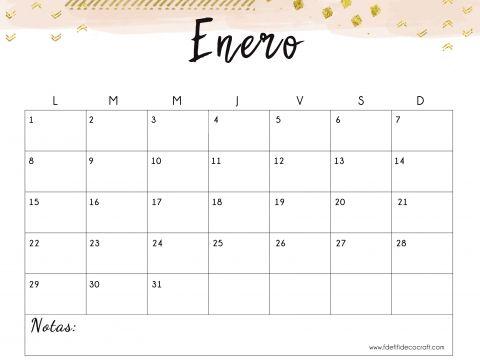 Imprimir Calendario Mes De Septiembre 2019 Recientes sorpresa Tu Calendario Descargable Gratuito Para 2018