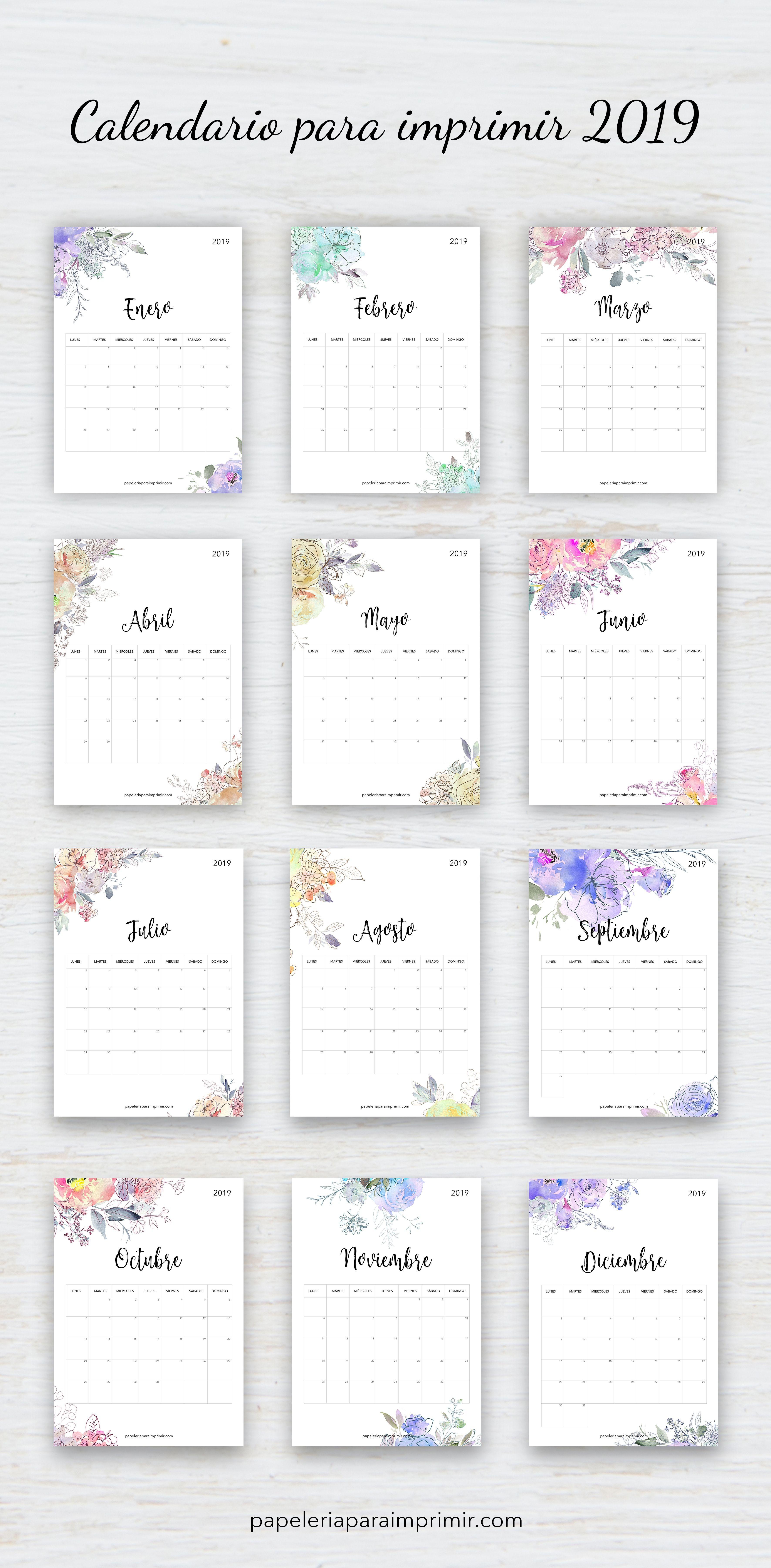 calendario 2016 para imprimir icalendario net
