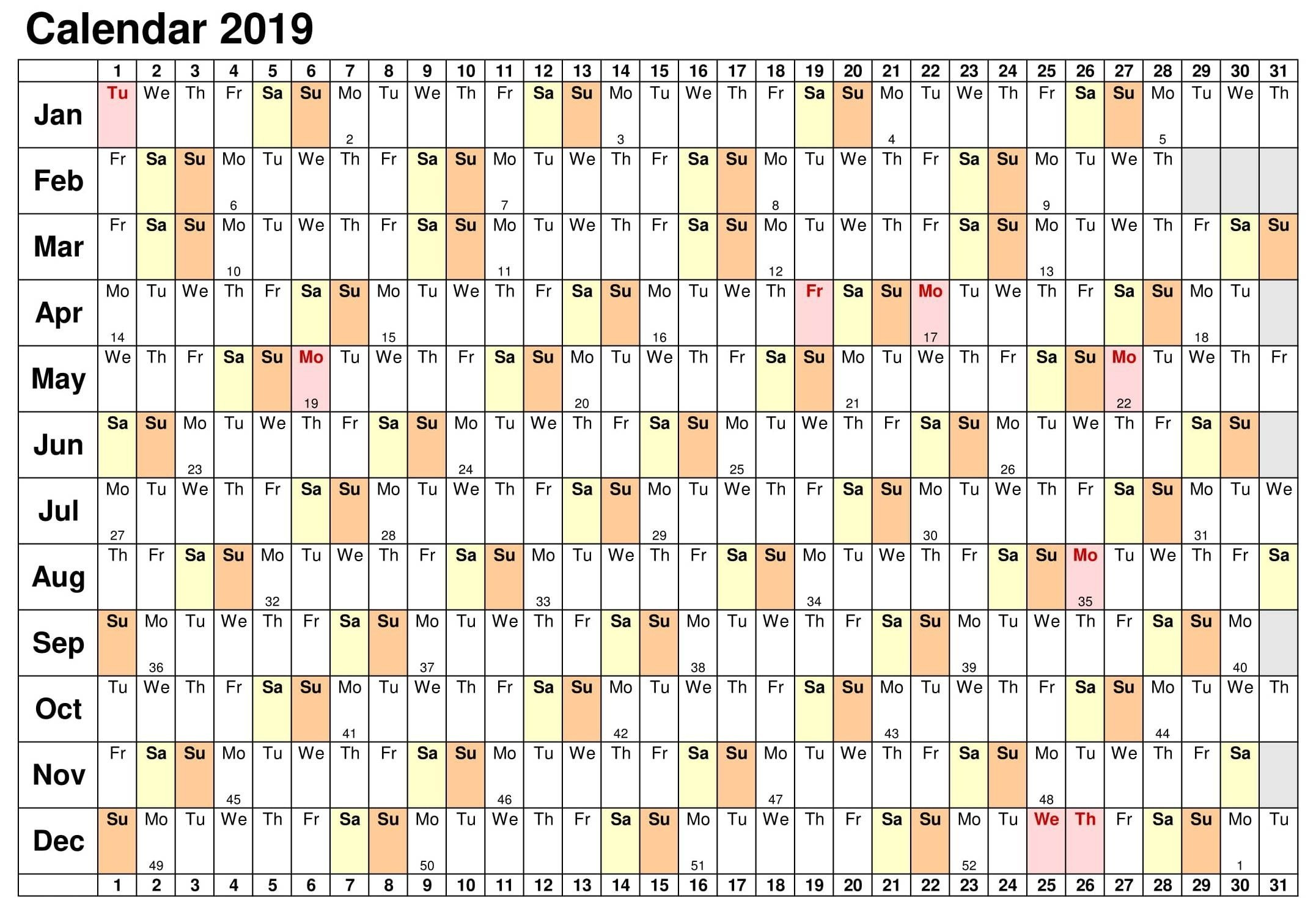 Kalender 2019 Excel Download Kostenlos Más Recientemente Liberado Calendar Editable Excel Of Kalender 2019 Excel Download Kostenlos Más Recientemente Liberado Calendar Editable Excel