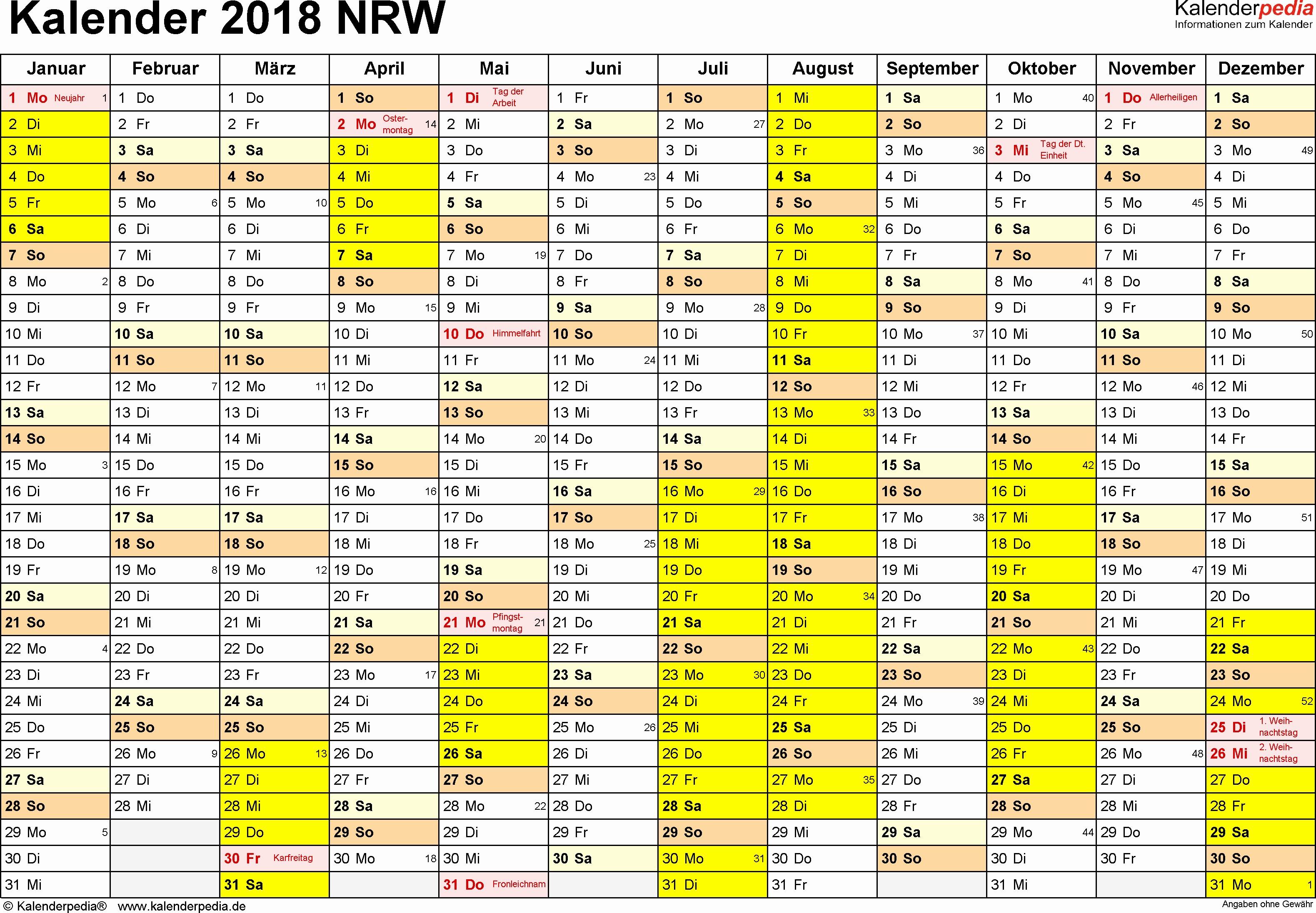 Kalender 2019 Excel Kw Más Recientes Kalender 2016 Mit Feiertagen Pdf Luxe Kalender 2019 Mit Ferien Und Of Kalender 2019 Excel Kw Actual Kalenderwochen 2017 Excel Genial Kalender 2017 Excel Malvorlagen