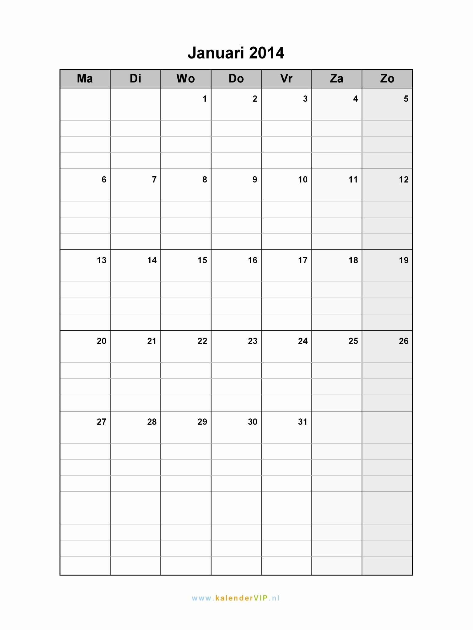 Kalender 2017 Mit Feiertagen Und Ferien Neu Kalender 2014 Excel Per Maand Archidev