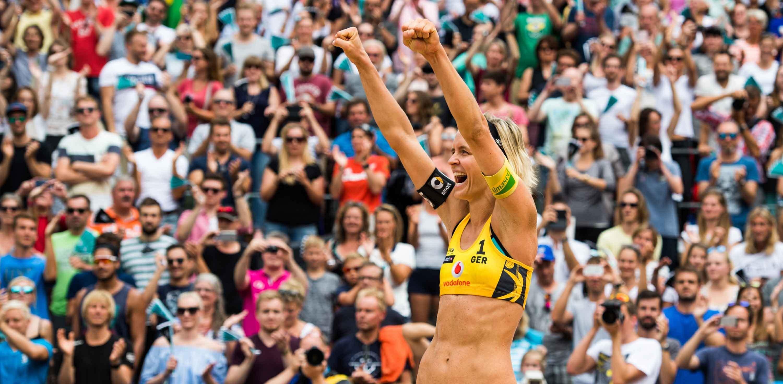Fivb Beach Volleyball World Championships Hamburg 2019