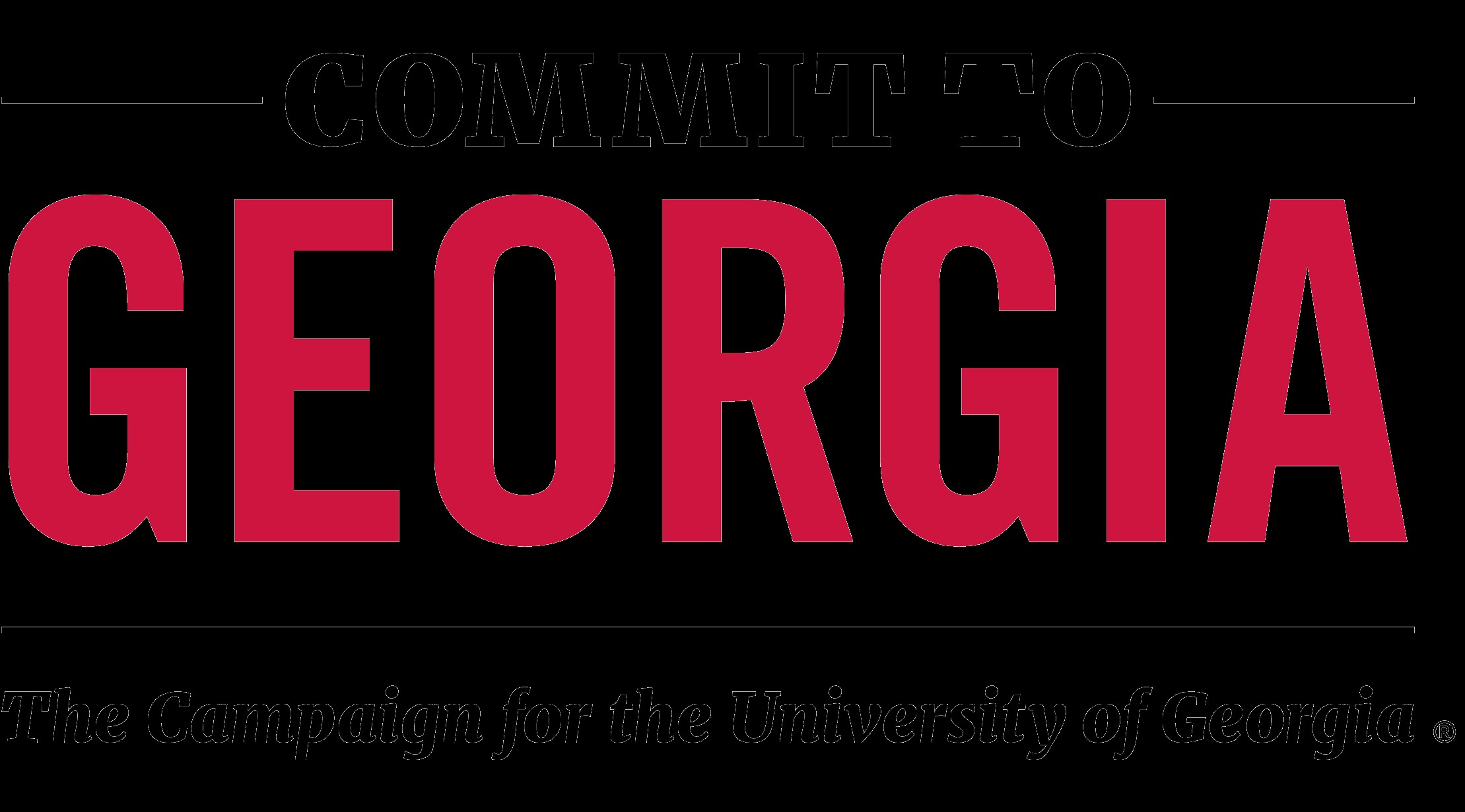 mit to Georgia — The Campaign for the University of Georgia