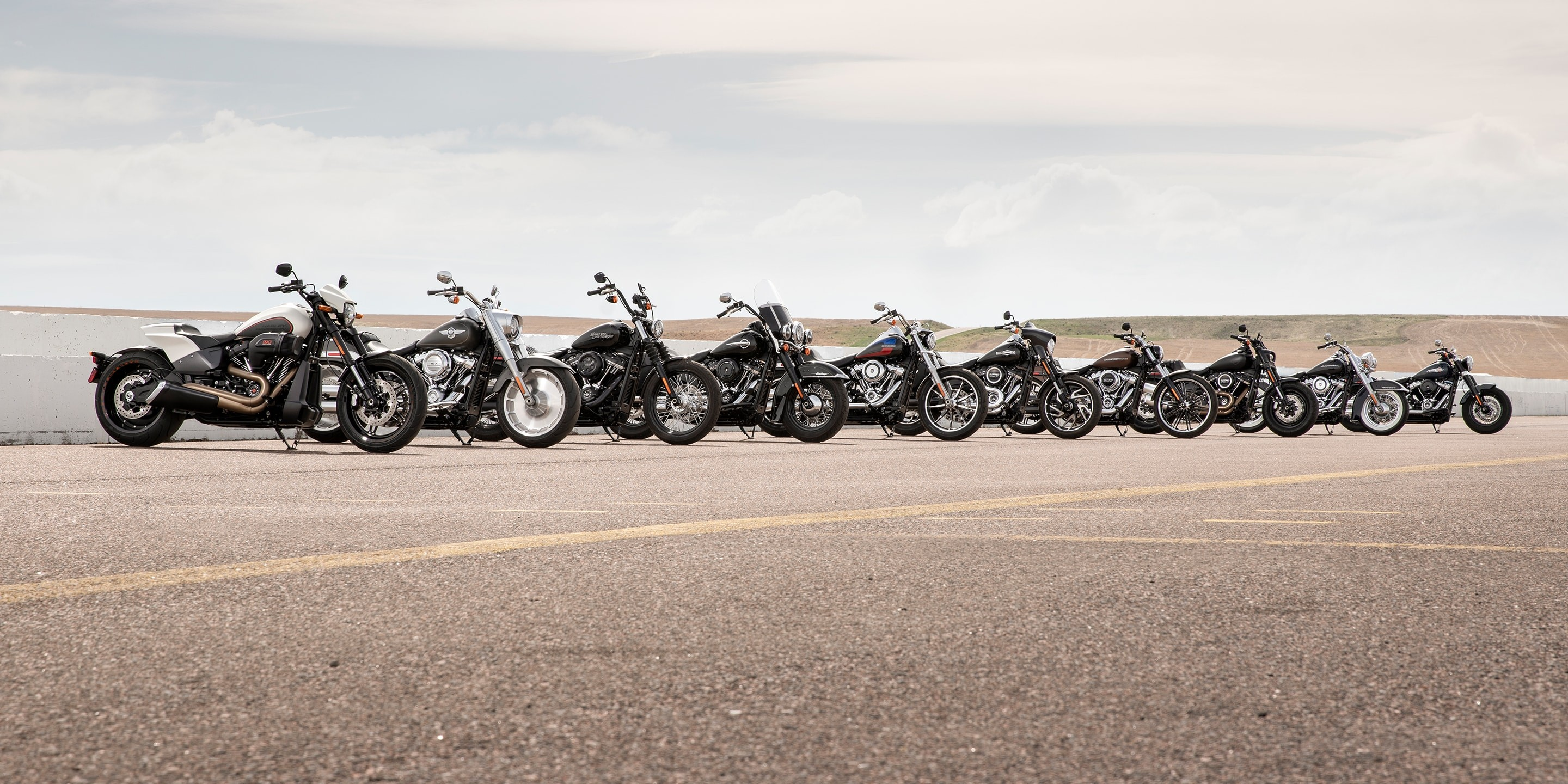 2019 Softail Motorcycles