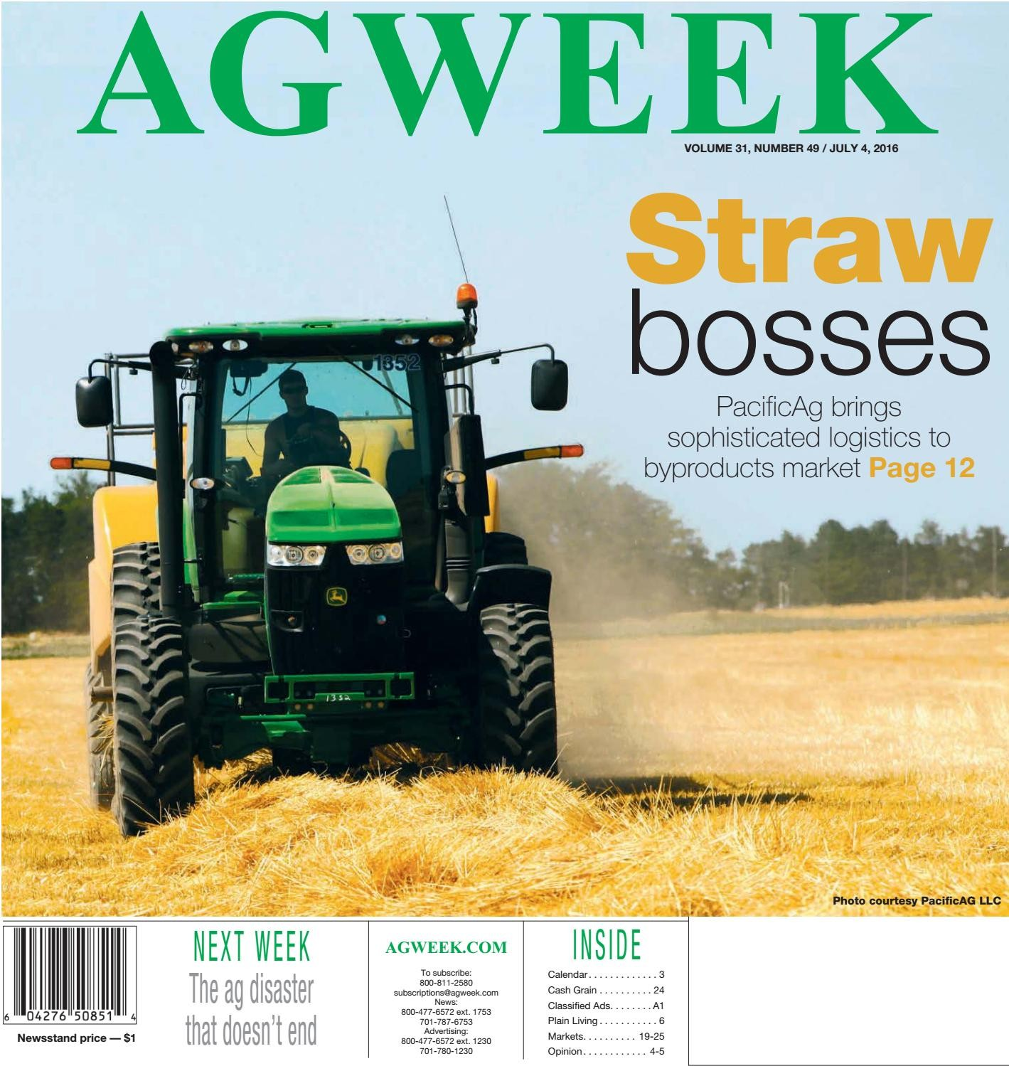 March 1979 Calendar Más Actual July 4 2016 Agweek by Prairie Business Magazine issuu Of March 1979 Calendar Más Recientemente Liberado Telugu Localnews Telugulocalnews On Pinterest