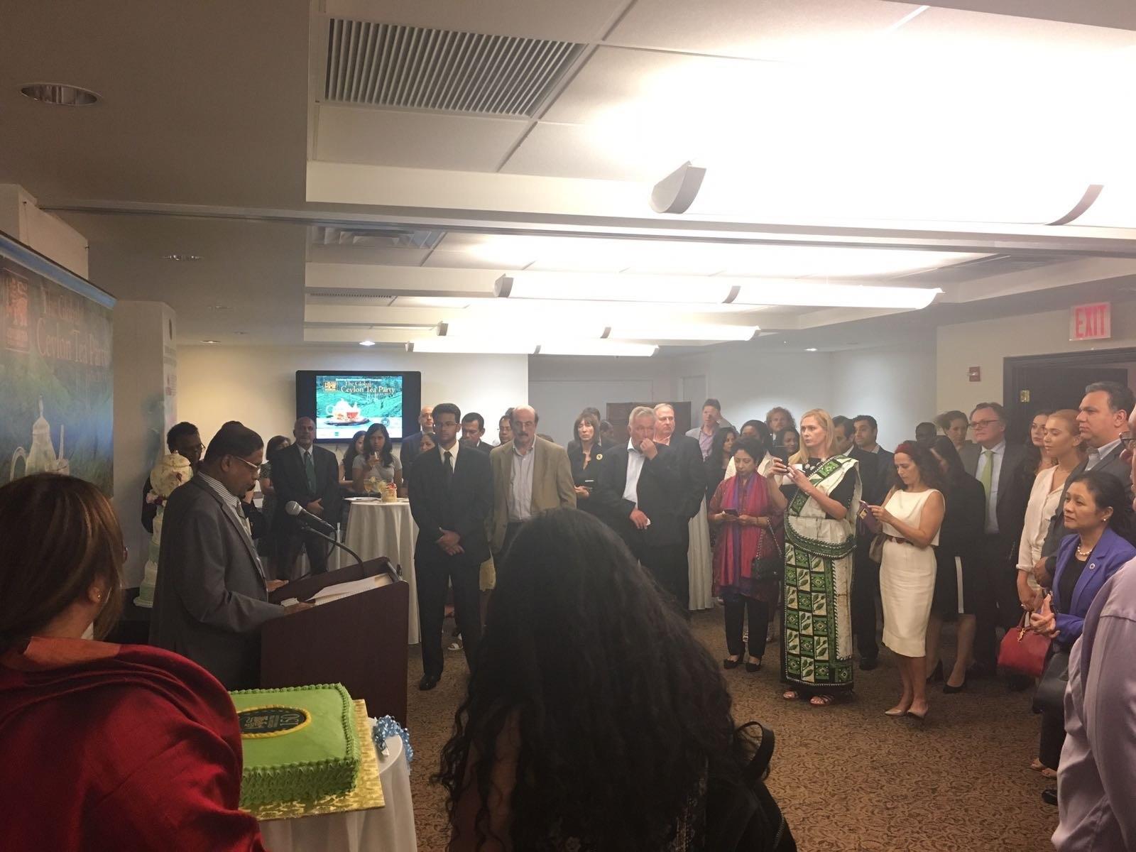 Sri Lanka Permanent Mission to the United Nations
