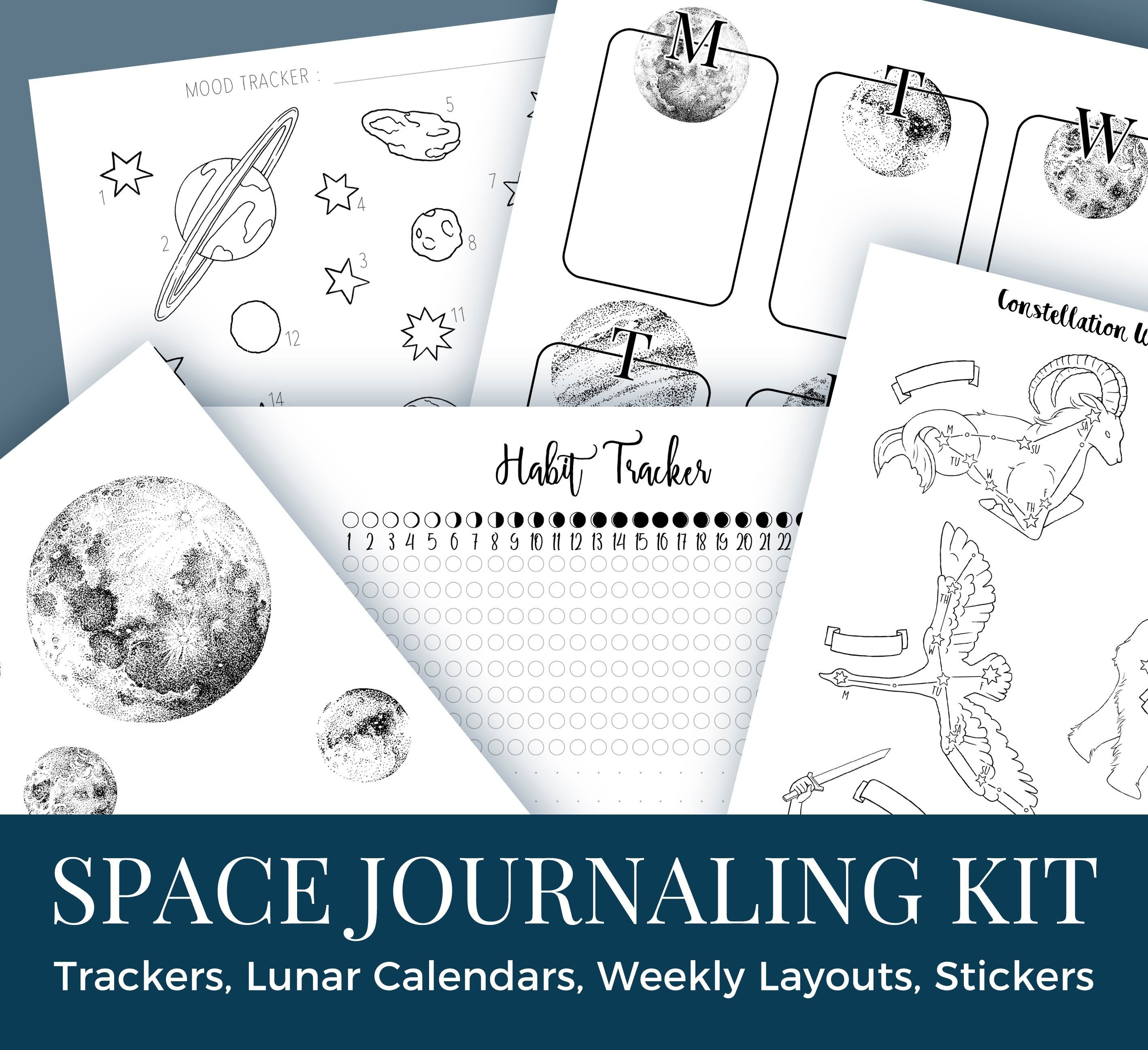 March 2019 Calendar Sri Lanka Más Caliente 2019 Bullet Journal Space Kit Printable Moon & Stars Of March 2019 Calendar Sri Lanka Más Arriba-a-fecha Sri Lanka Permanent Mission to the United Nations