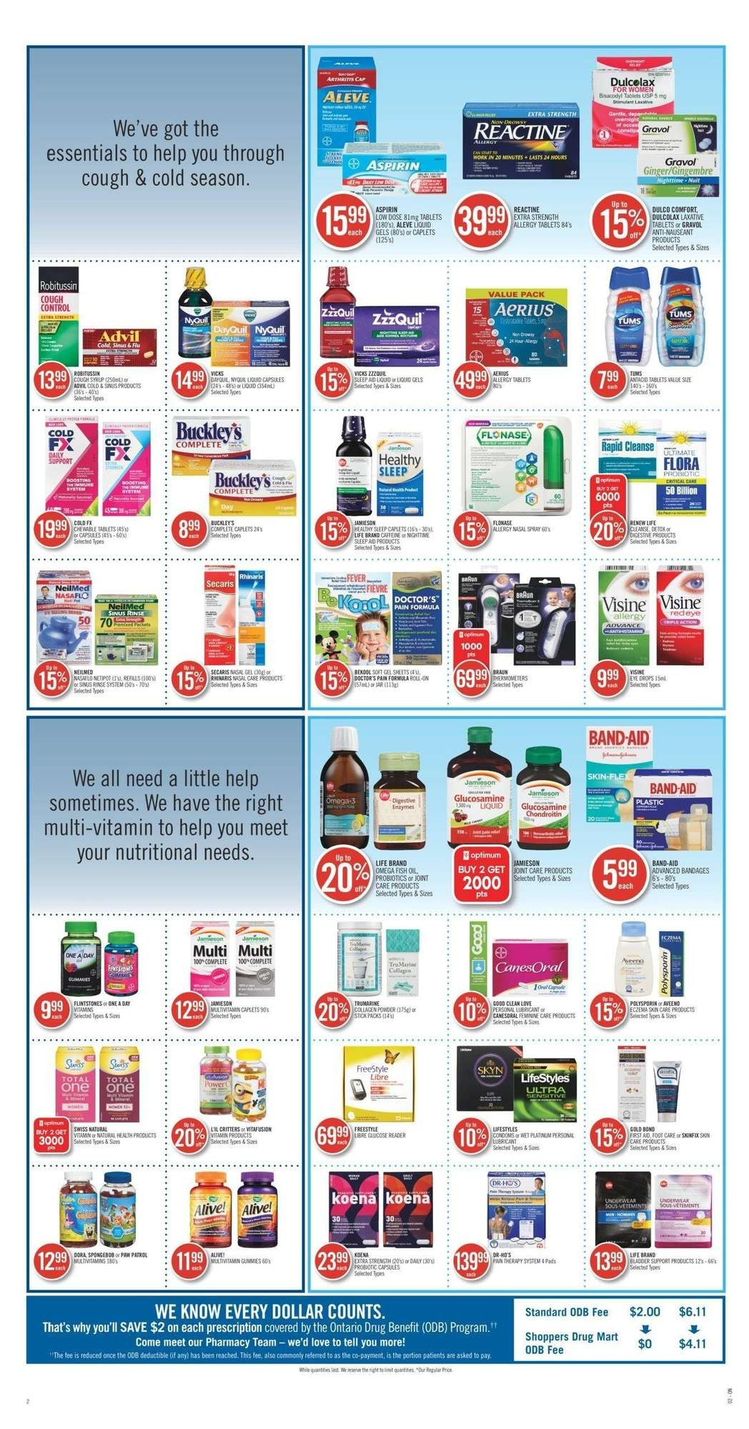 March Calendar 2019 Canada Mejores Y Más Novedosos Shoppers Drug Mart Flyer February 16 February 22 2019 Of March Calendar 2019 Canada Más Actual 2019 Fiscal Calendar Lara Expolicenciaslatam